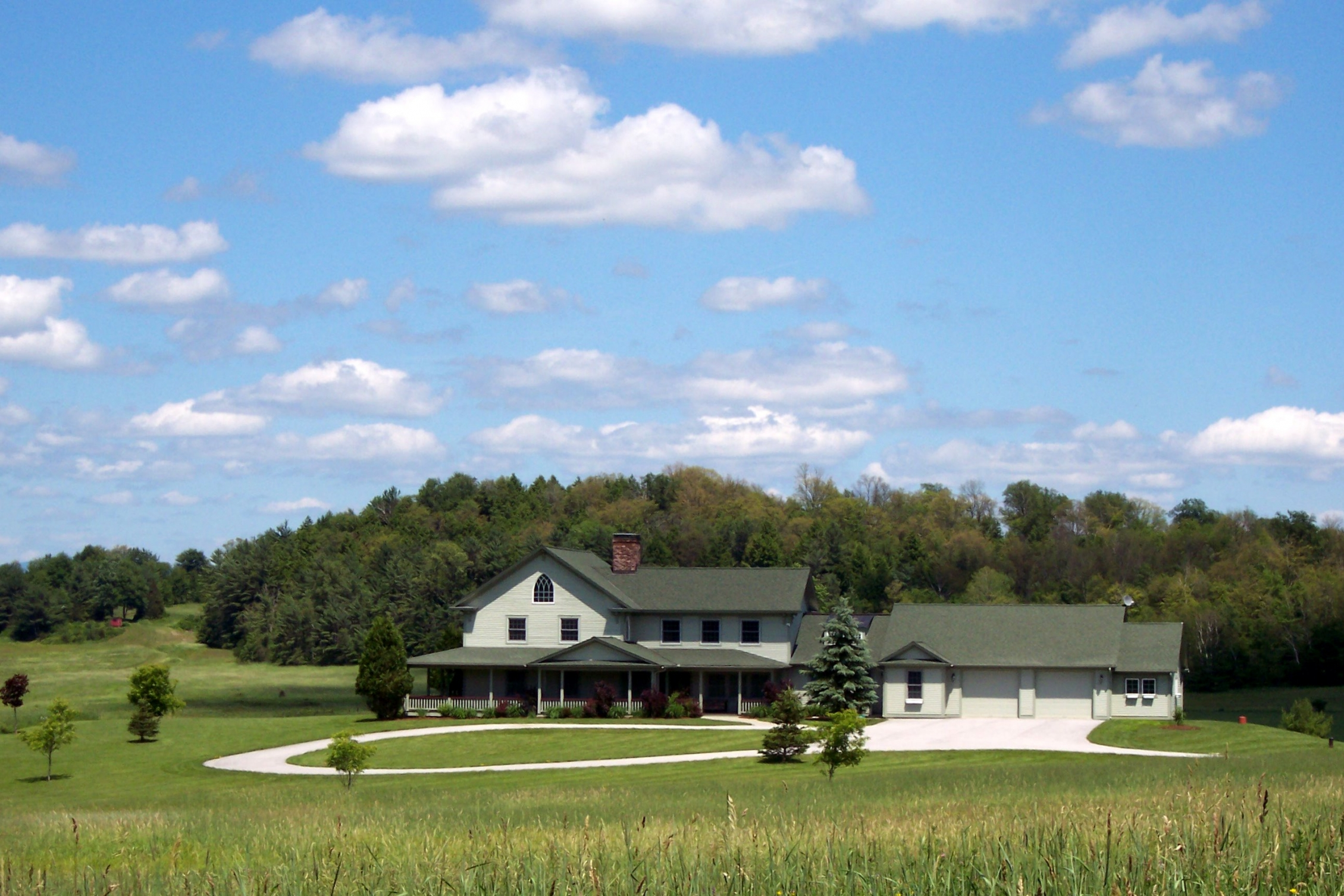 Single Family Home for Sale at 2451 Park Hill Road, Benson 2451 Park Hill Rd Benson, Vermont, 05731 United States