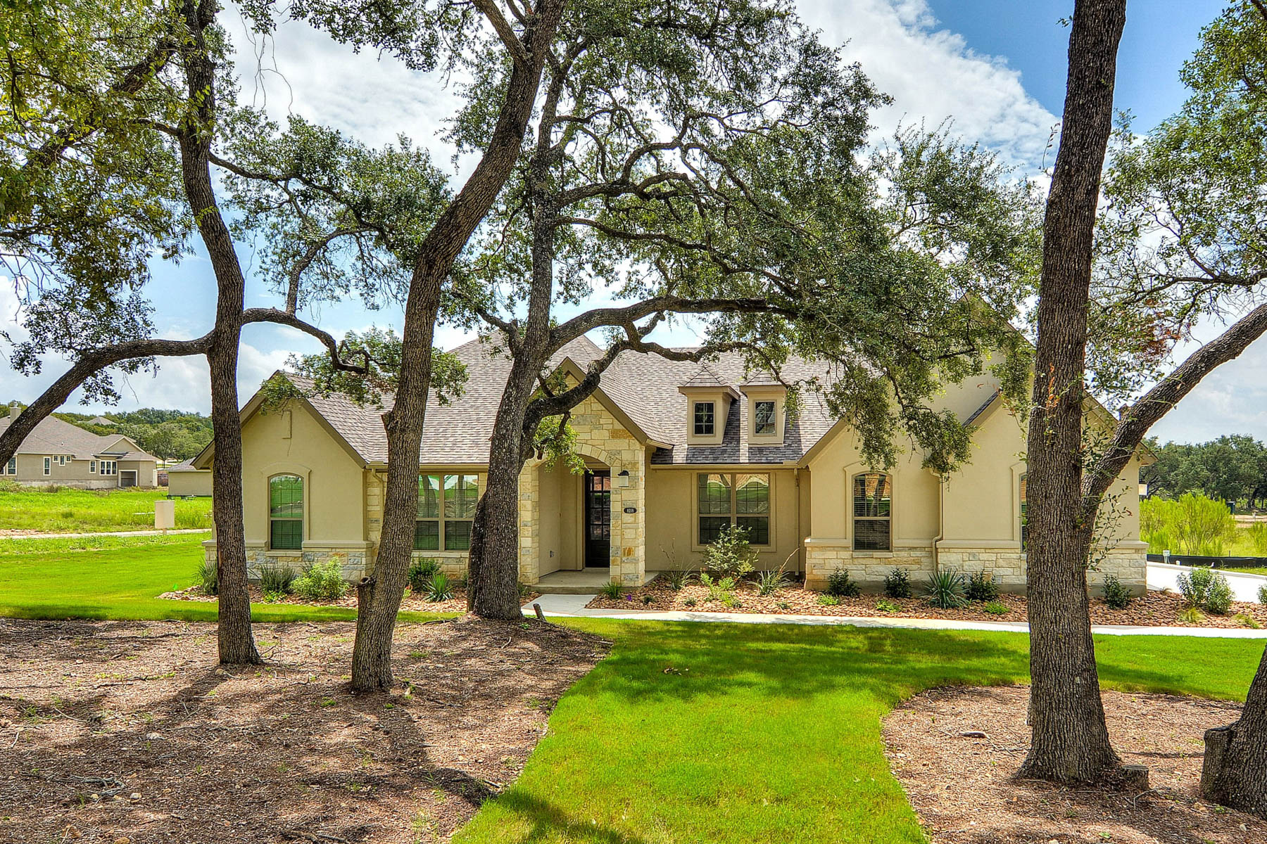 Single Family Home for Sale at Stunning Brohn Home on a Corner Lot 8218 Garden Arbor San Antonio, Texas, 78266 United States