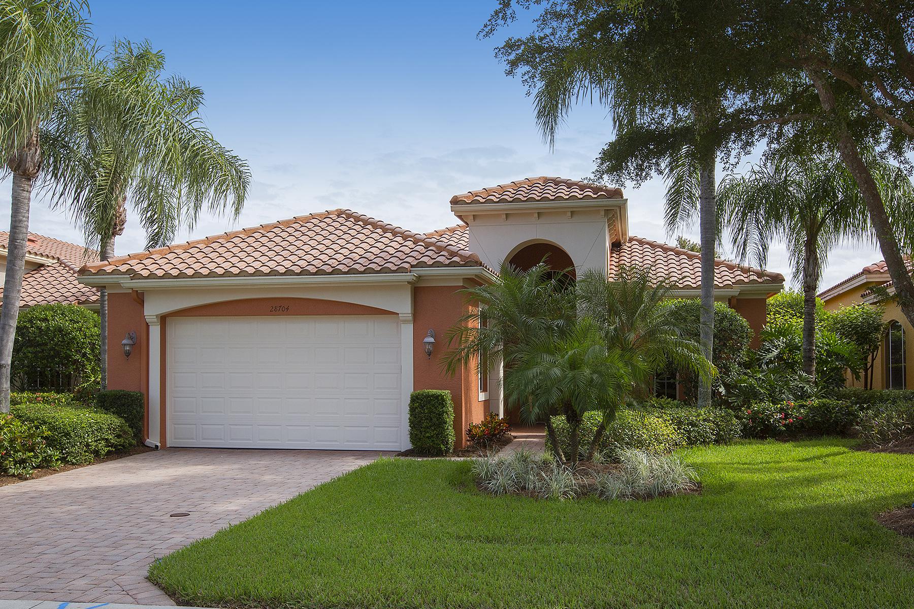 Maison unifamiliale pour l Vente à BONITA SPRINGS 28704 Pienza Ct Bonita Springs, Florida, 34134 États-Unis