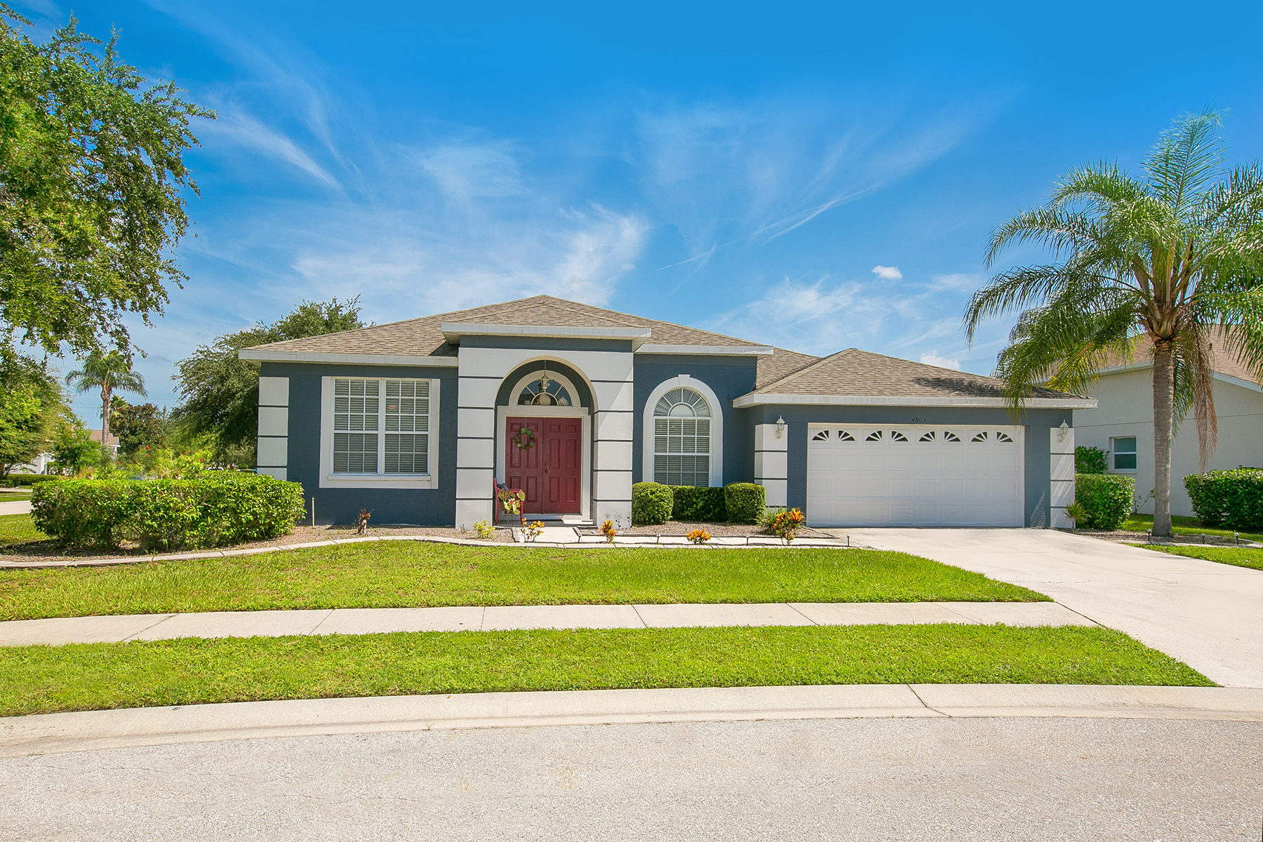 Single Family Home for Sale at SABAL HARBOUR 4803 Turtle Bay Terr Bradenton, Florida, 34203 United States