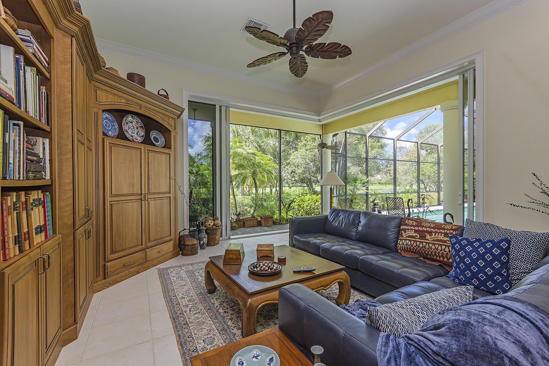 Villa per Vendita alle ore COLLIERS RESERVE 12278 Colliers Reserve Dr Naples, Florida, 34110 Stati Uniti