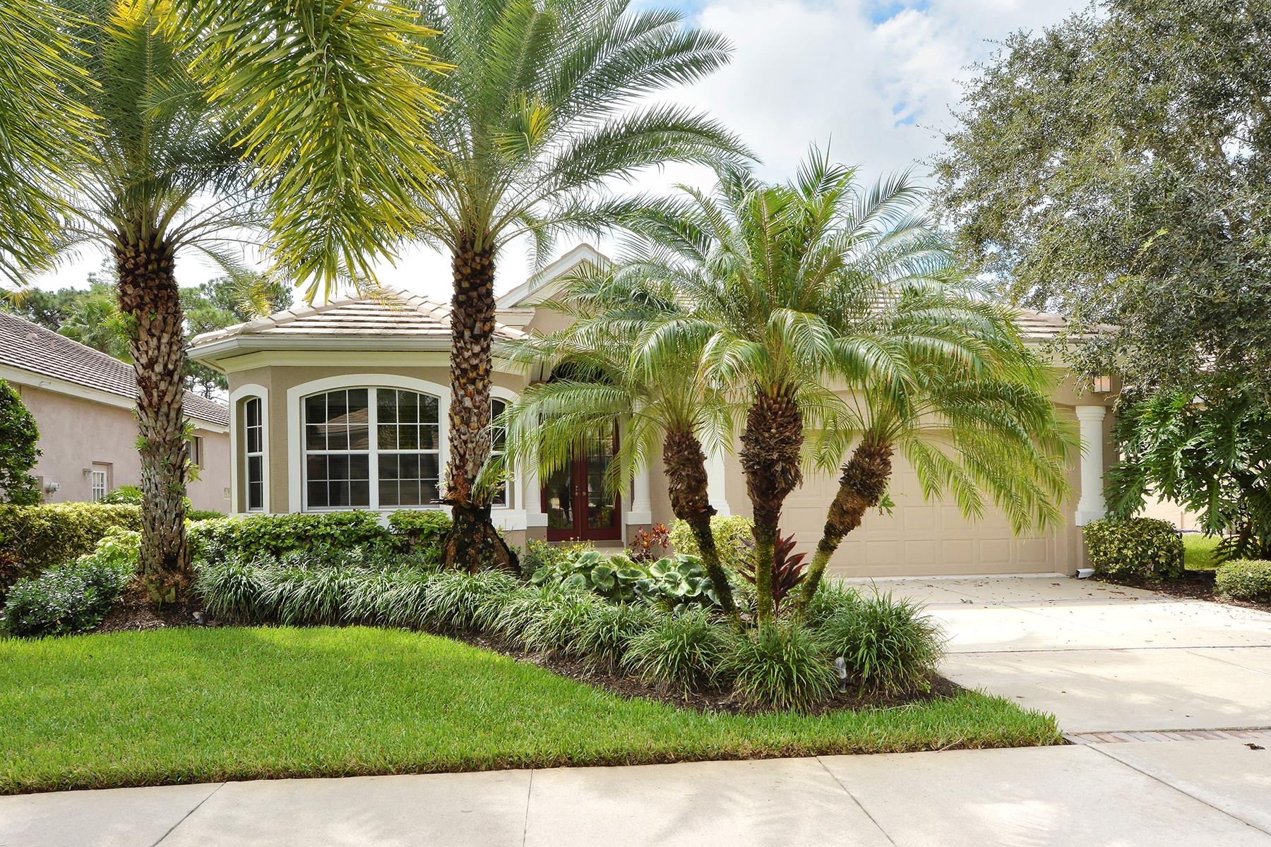 独户住宅 为 销售 在 OSPREY 201 Turquoise Ln Osprey, 佛罗里达州, 34229 美国