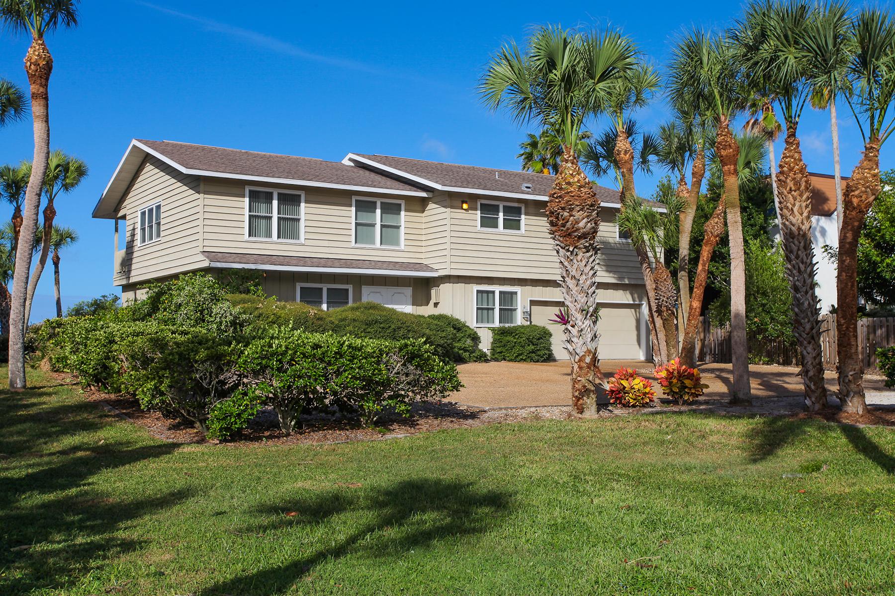 Casa Unifamiliar por un Venta en CASEY KEY 513 Casey Key Rd Casey Key, Nokomis, Florida 34275 Estados Unidos