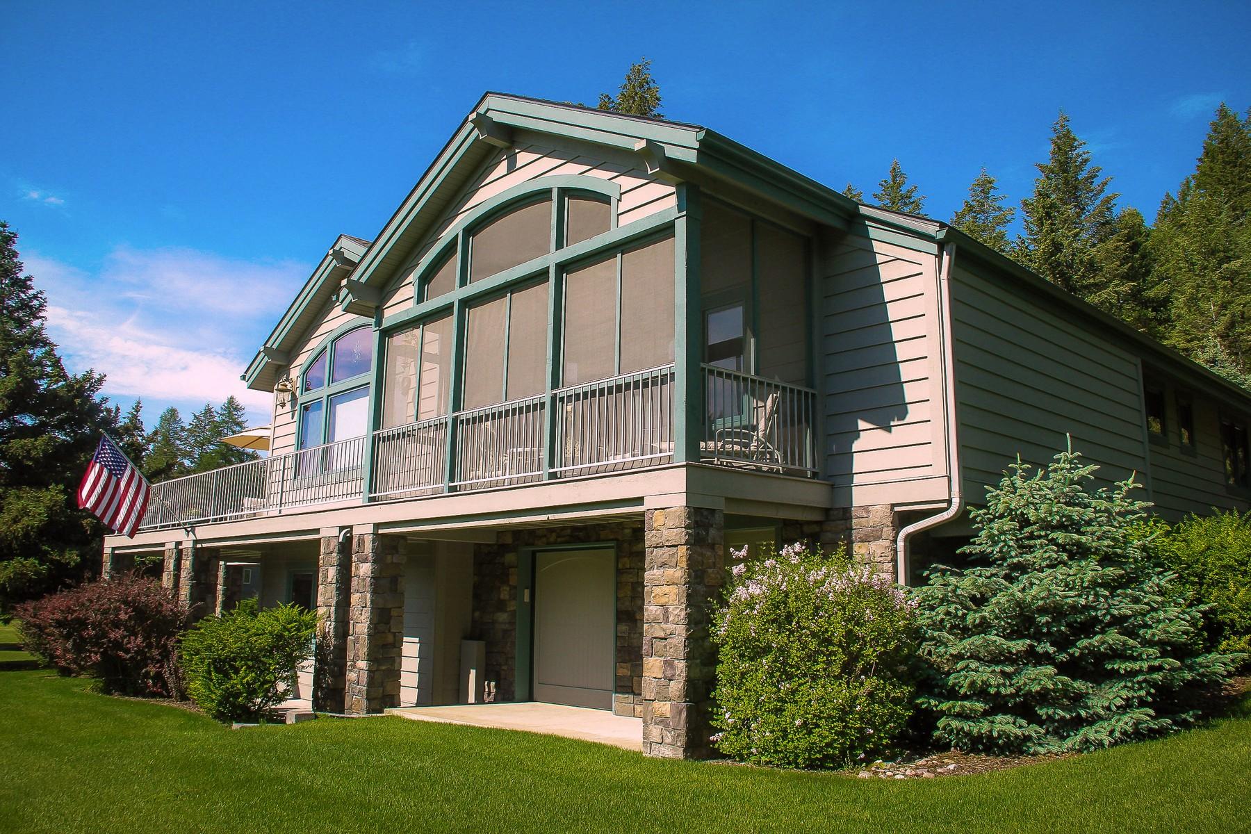 Nhà ở một gia đình vì Bán tại 127 Golf Terr , Bigfork, MT 59911 127 Golf Terr Bigfork, Montana, 59911 Hoa Kỳ