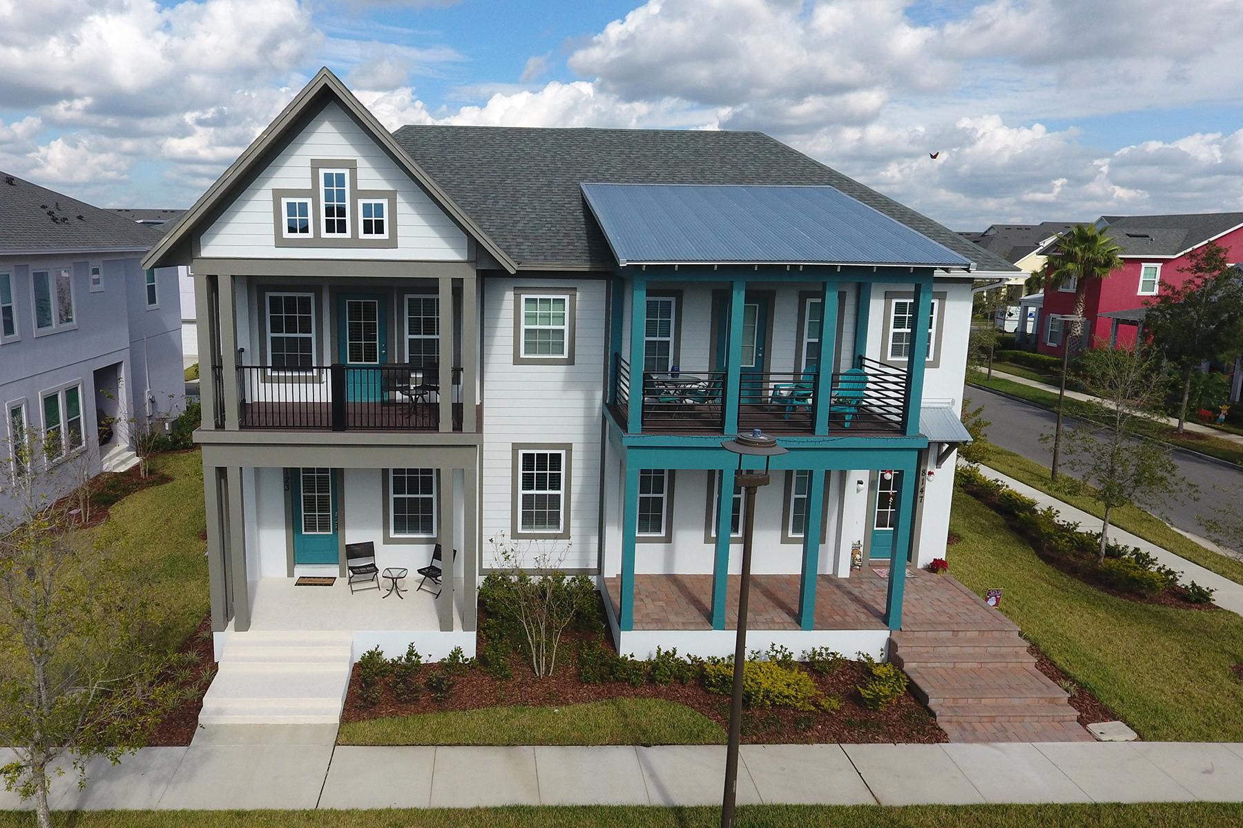 Villetta a schiera per Vendita alle ore ORLANDO 8123 Schelling St Orlando, Florida, 32827 Stati Uniti