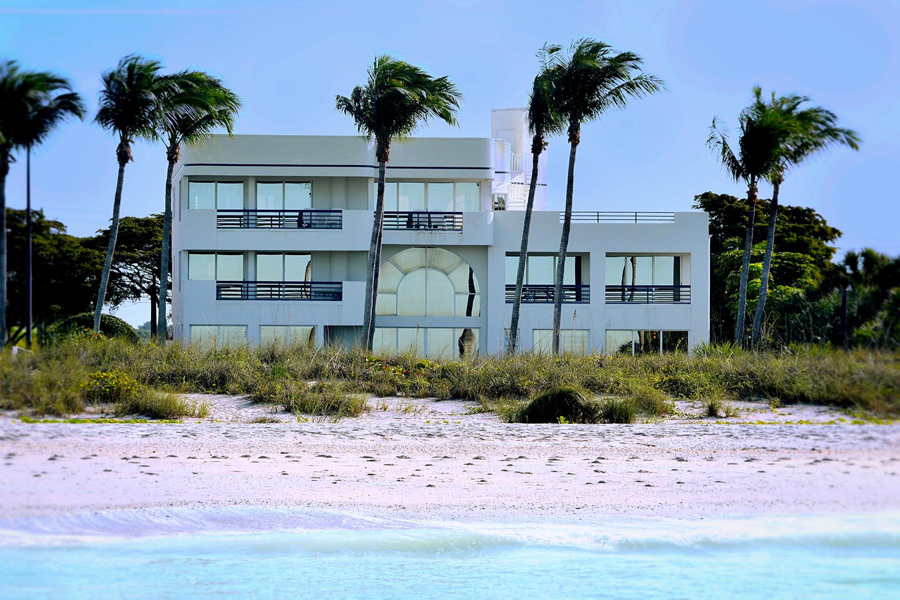獨棟家庭住宅 為 出售 在 602 S Casey Key Rd , Nokomis, FL 34275 Casey Key, Nokomis, 佛羅里達州, 34275 美國