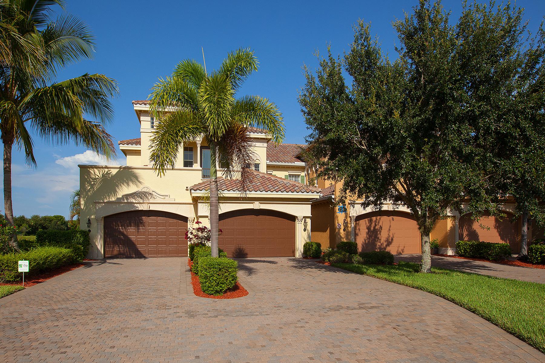 Condomínio para Venda às FIDDLER'S CREEK - CALLISTA 2745 Callista Mar Way 6-201 Naples, Florida 34114 Estados Unidos