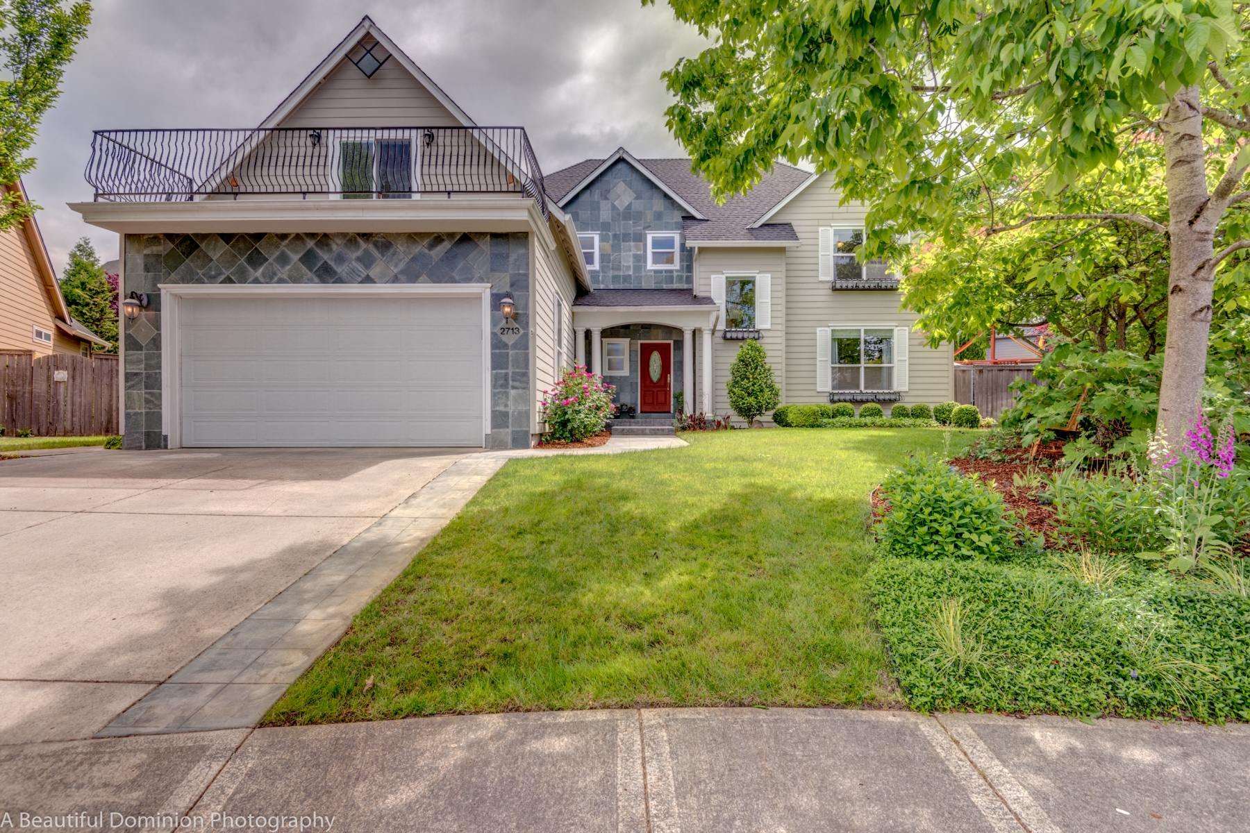 Single Family Home for Sale at 2002 Parade Home in Camas 2713 NW 30TH Cir Camas, Washington 98607 United States