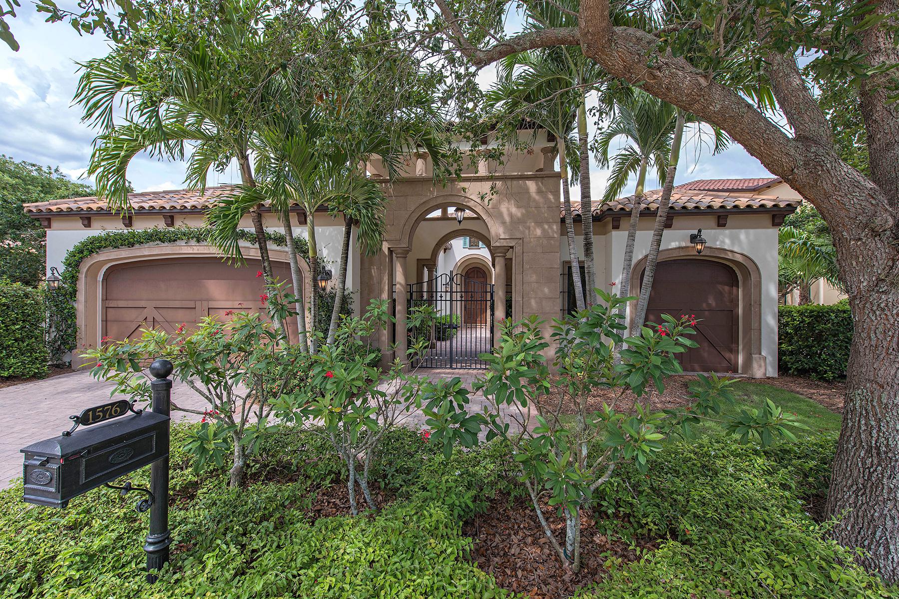 Casa para uma família para Venda às 1576 Marsh Wren Ln , Naples, FL 34105 1576 Marsh Wren Ln Naples, Florida, 34105 Estados Unidos