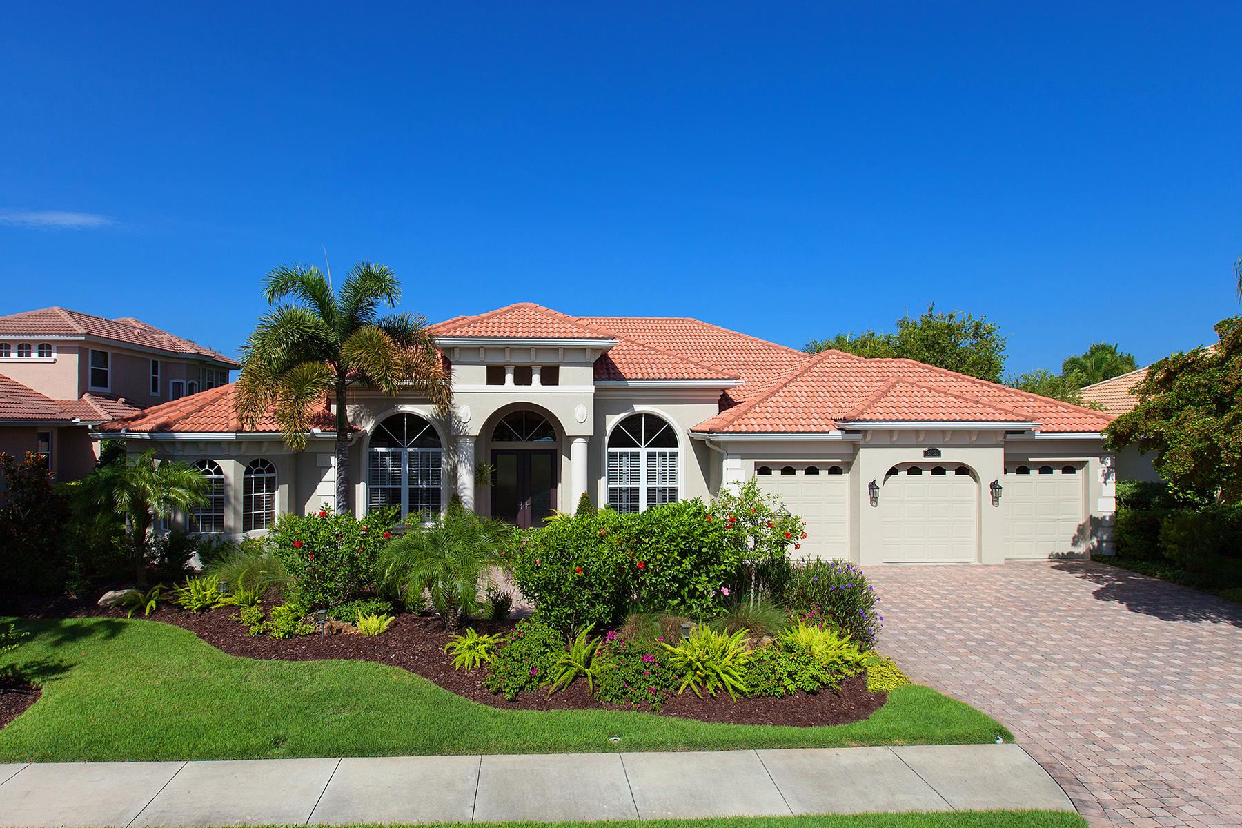 Tek Ailelik Ev için Satış at LEGENDS WALK 13639 Legends Walk Terr Lakewood Ranch, Florida 34202 Amerika Birleşik Devletleri