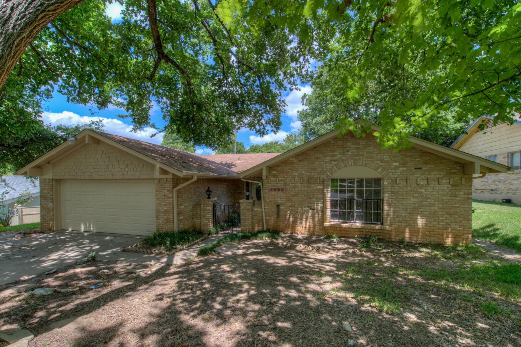 Casa Unifamiliar por un Alquiler en Great Lease Opportunity 6802 Kings Pt Austin, Texas 78723 Estados Unidos