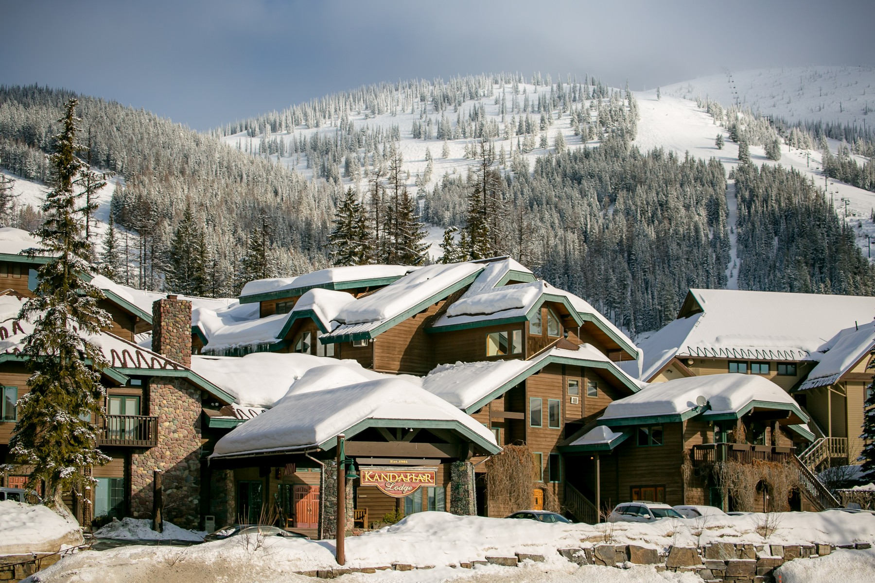 sales property at 3824 Big Mountain Road, Unit 305, Whitefish, MT 59