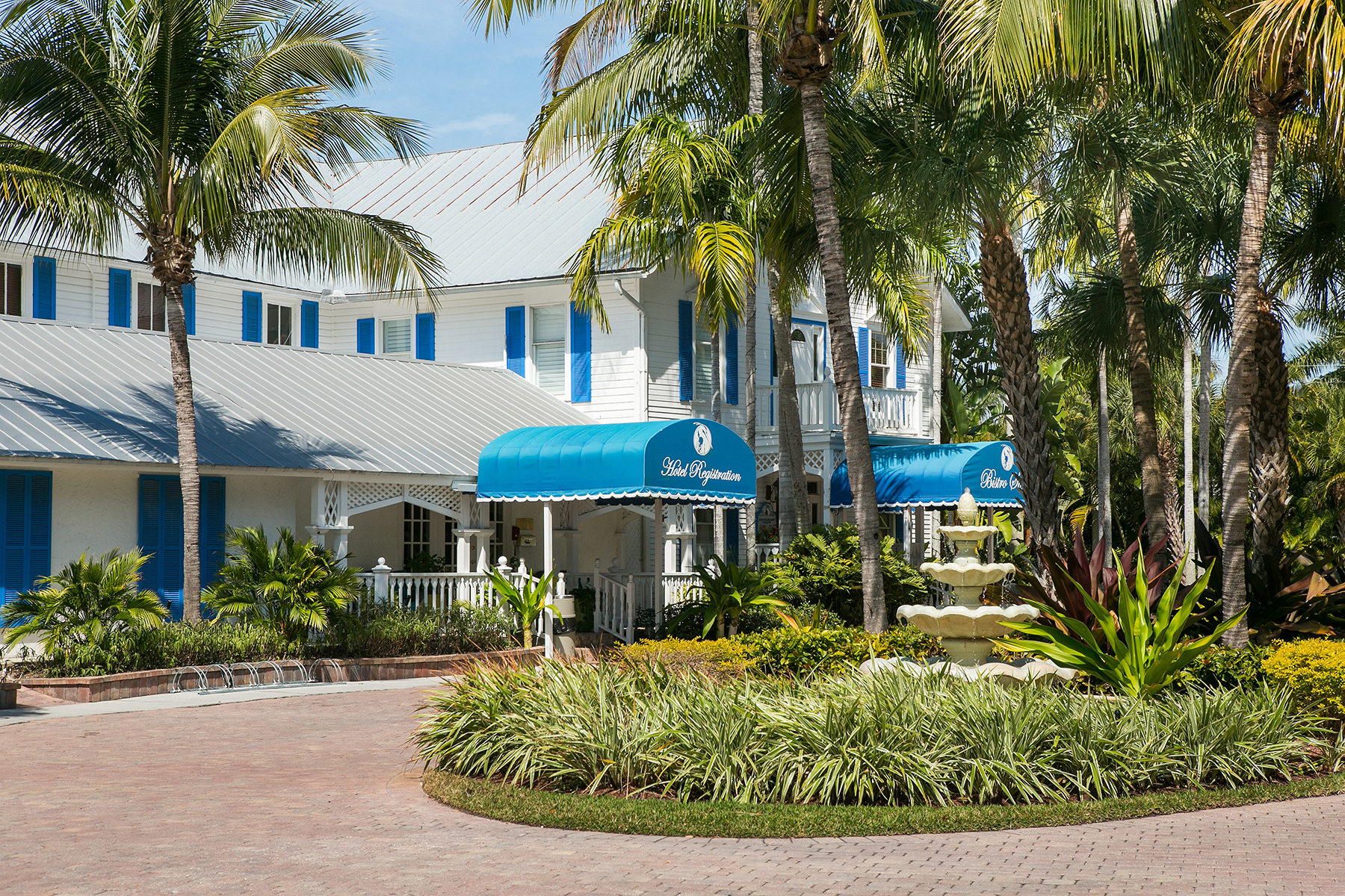 Property For Sale at MARCO ISLAND - OLDE MARCO INN