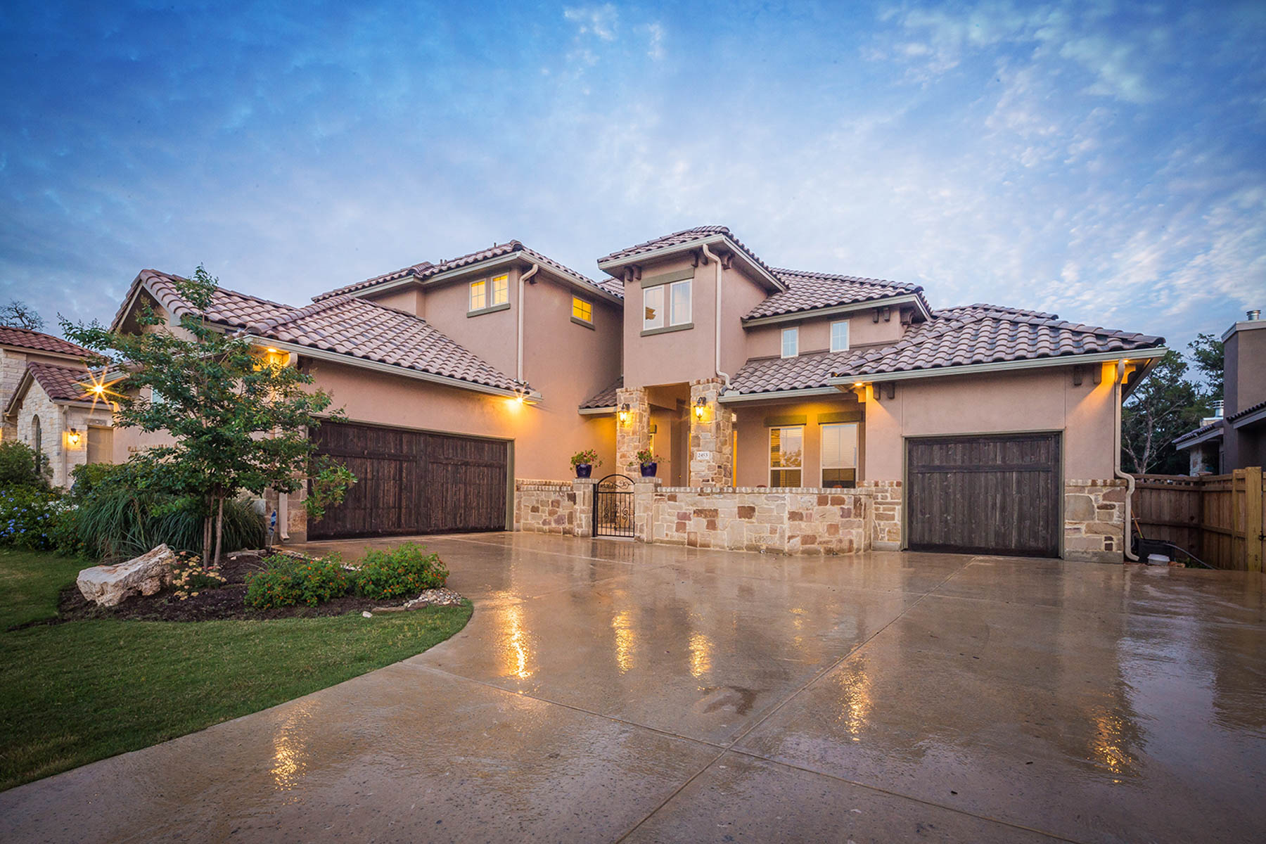 Single Family Home for Sale at Relax in Paradise with This Custom Home 2453 Kookaburra Dr New Braunfels, Texas 78132 United States