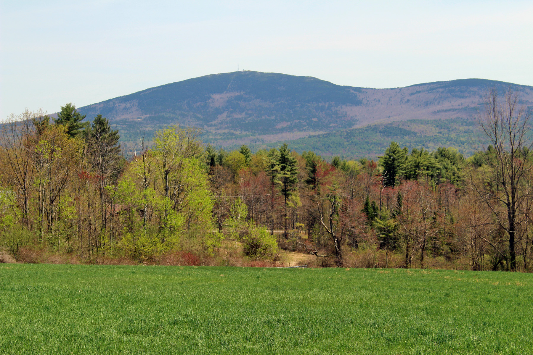 Land for Sale at Mt. Kearsarge Views Rowell Hill Rd New London, New Hampshire 03257 United States
