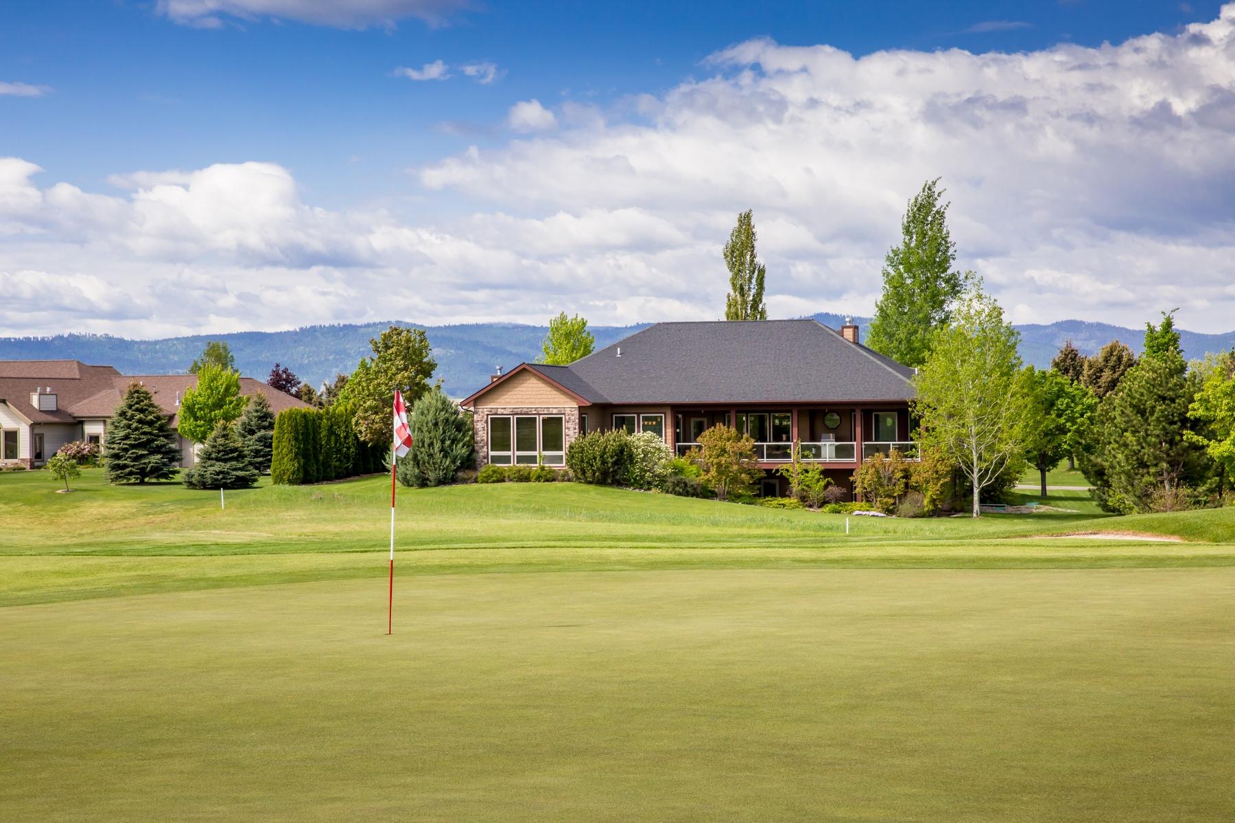 Einfamilienhaus für Verkauf beim 317 Fox Hollow Rd , Kalispell, MT 59901 317 Fox Hollow Rd Kalispell, Montana, 59901 Vereinigte Staaten
