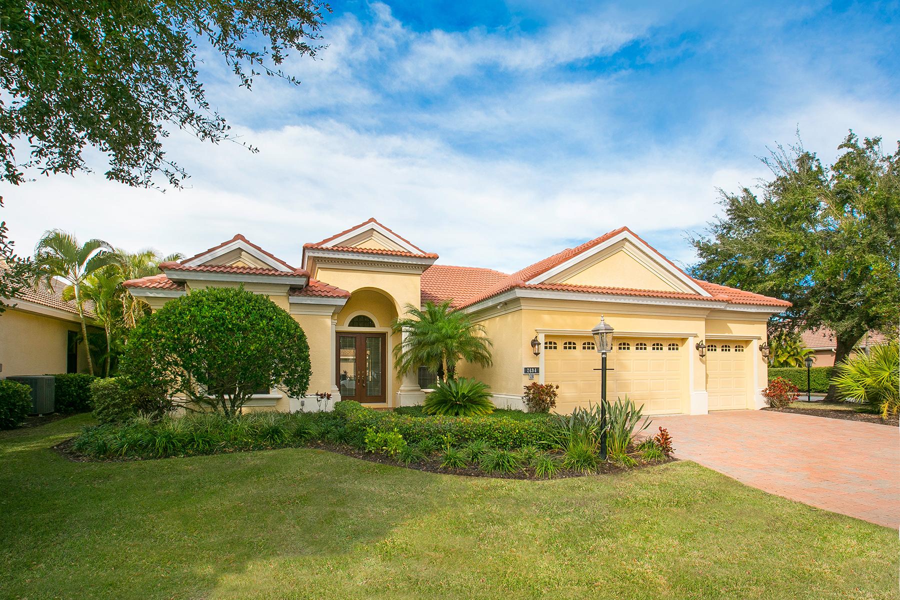 Nhà ở một gia đình vì Bán tại LAKEWOOD RANCH COUNTRY CLUB 7434 Mizner Reserve Ct Lakewood Ranch, Florida, 34202 Hoa Kỳ