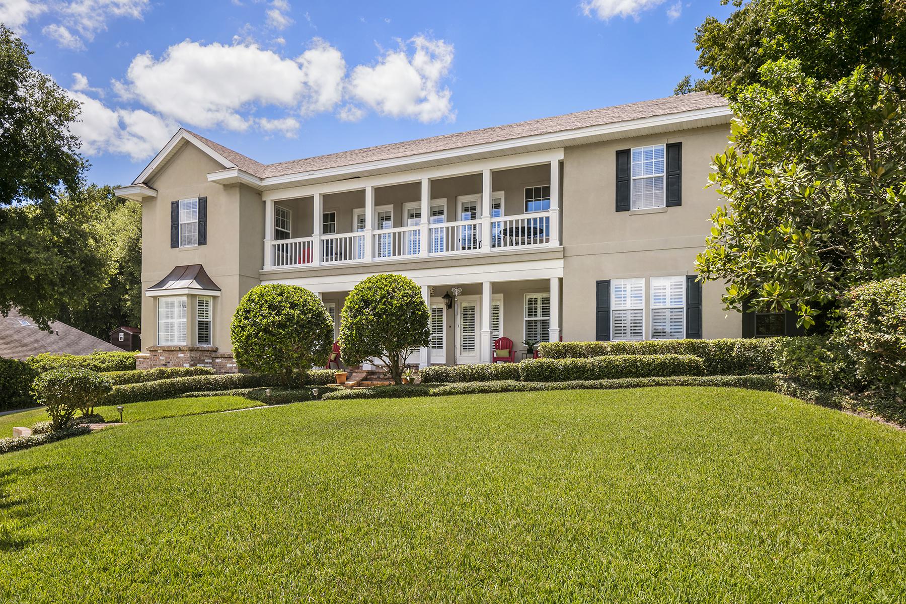 Single Family Home for Sale at EUSTIS 1504 Fahnstock St Eustis, Florida, 32726 United States
