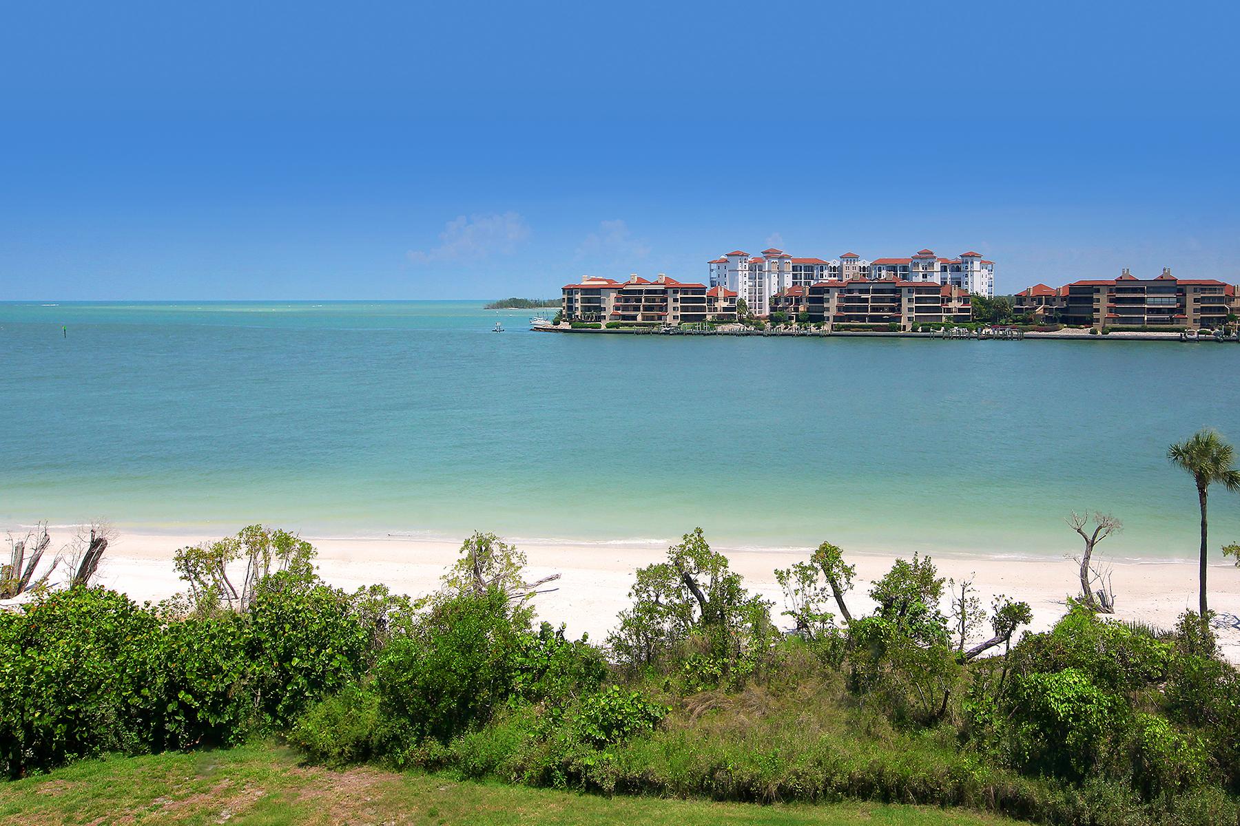 콘도미니엄 용 매매 에 HIDEAWAY BEACH - ROYAL MARCO POINT 6000 Royal Marco Way 351 Marco Island, 플로리다 34145 미국