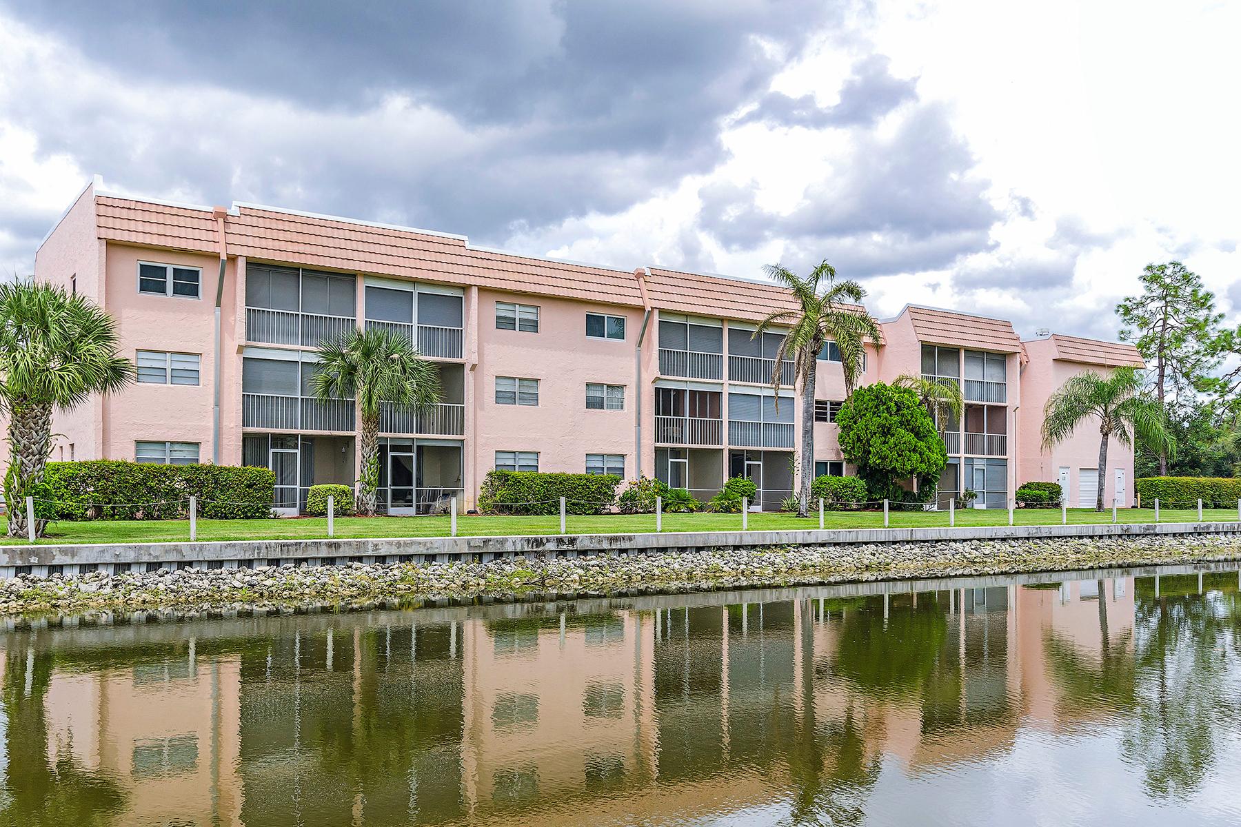 Кооперативная квартира для того Продажа на 190 Turtle Lake Ct , 6-210, Naples, FL 34105 190 Turtle Lake Ct 6-210 Naples, Флорида 34105 Соединенные Штаты