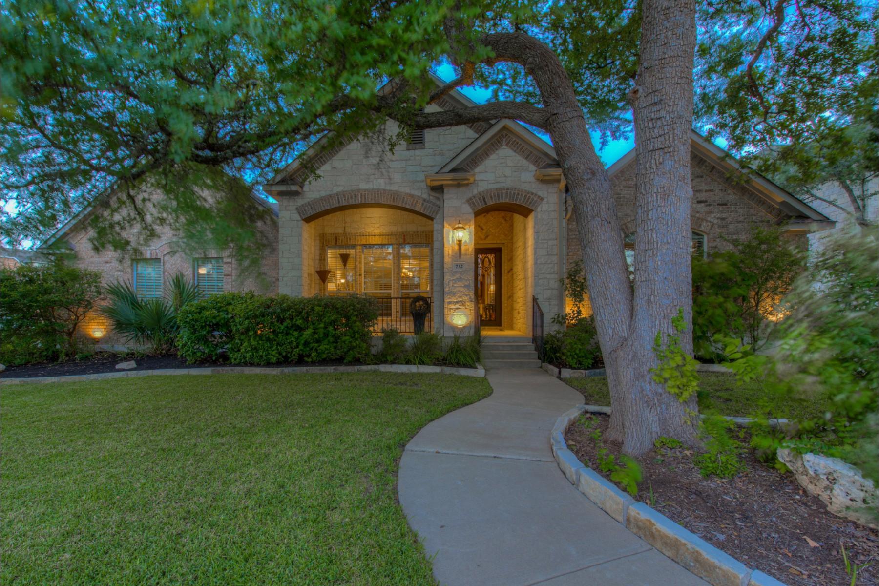 Casa Unifamiliar por un Venta en Cedar Park One Story Jewel 732 Nelson Ranch Rd Cedar Park, Texas 78613 Estados Unidos