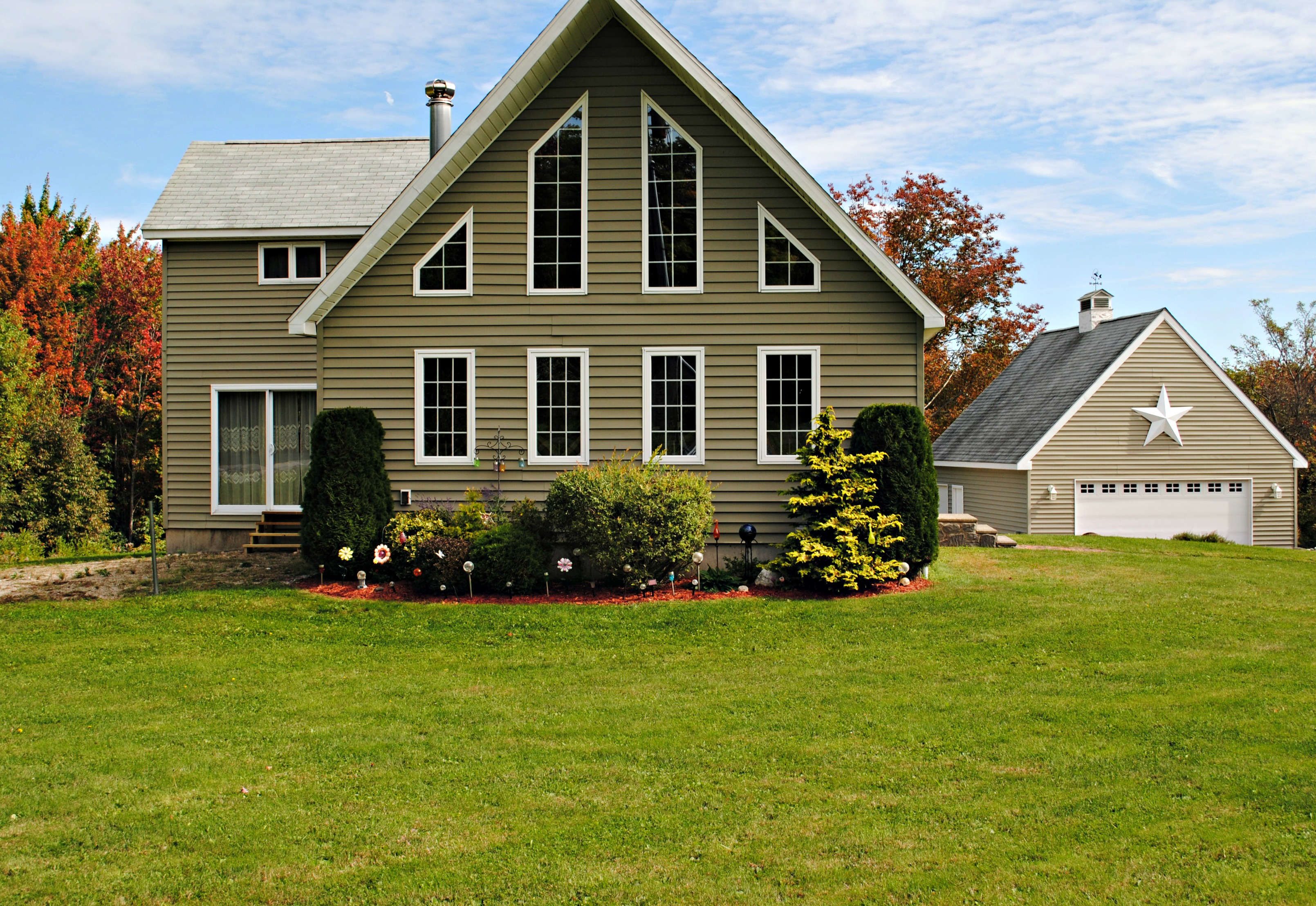 Single Family Home for Sale at Direct Access to VAST Trails 756 Wilmington Cross Rd Whitingham, Vermont, 05361 United States