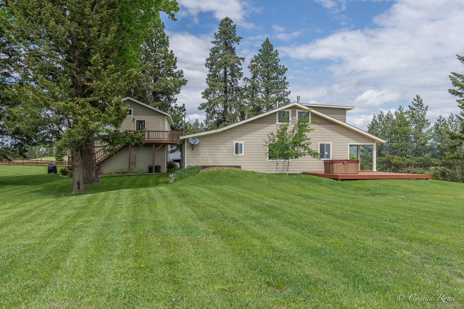 sales property at 4018 Whitefish Stage Road