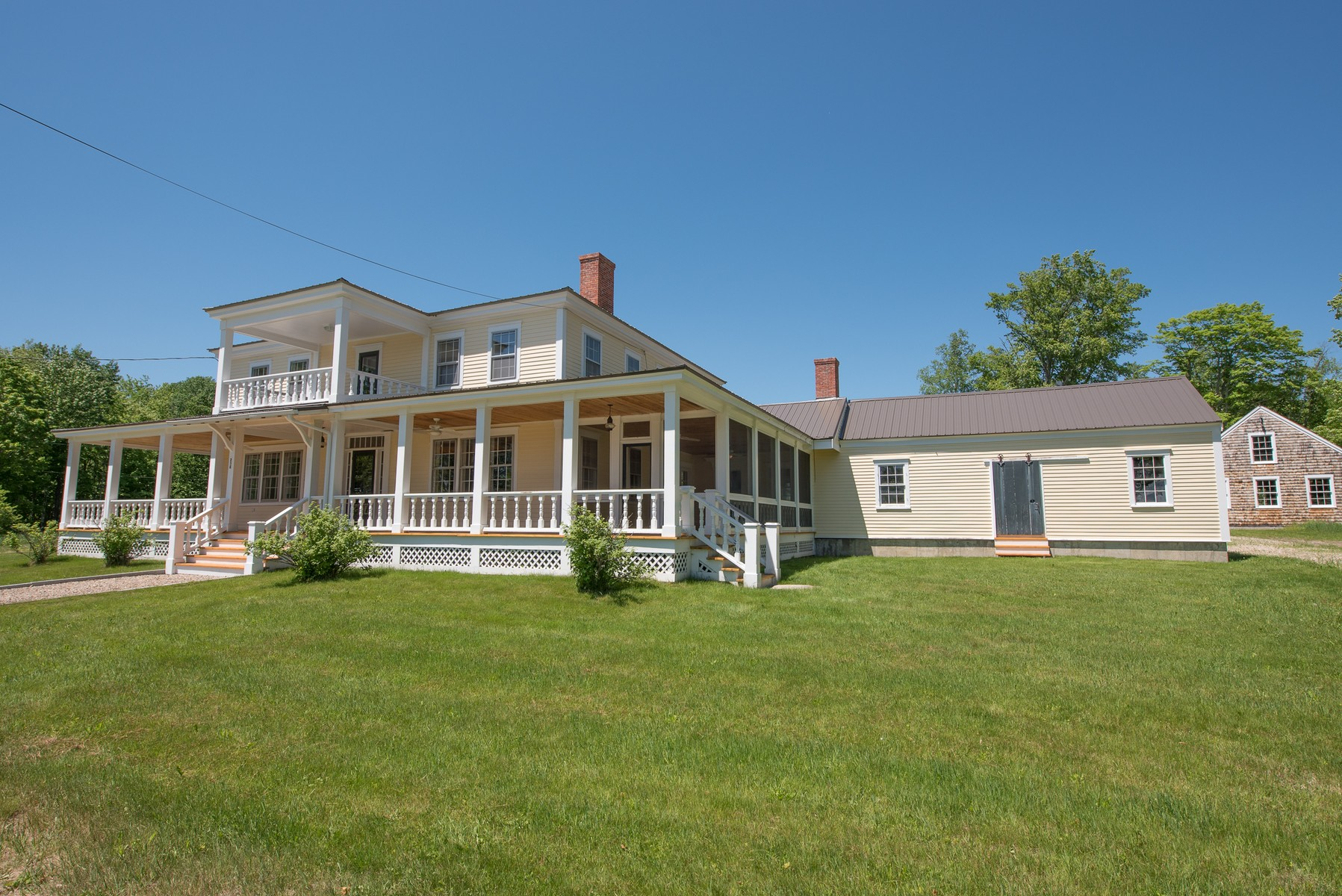 Single Family Home for Sale at 216 Whiteface Intervale Rd, Sandwich Sandwich, New Hampshire, 03259 United States
