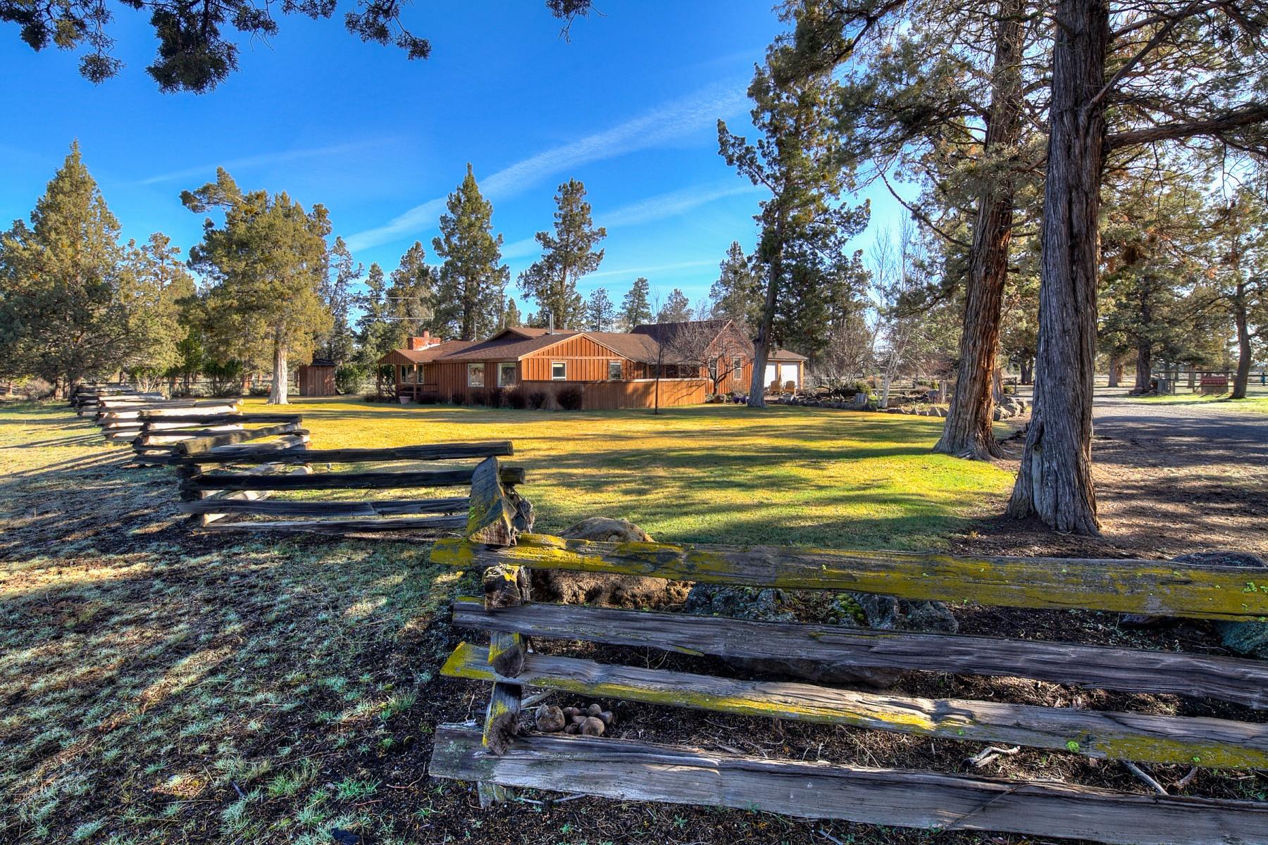Casa Unifamiliar por un Venta en 67170 Gist Road 67170 Gist Rd Bend, Oregon 97701 Estados Unidos