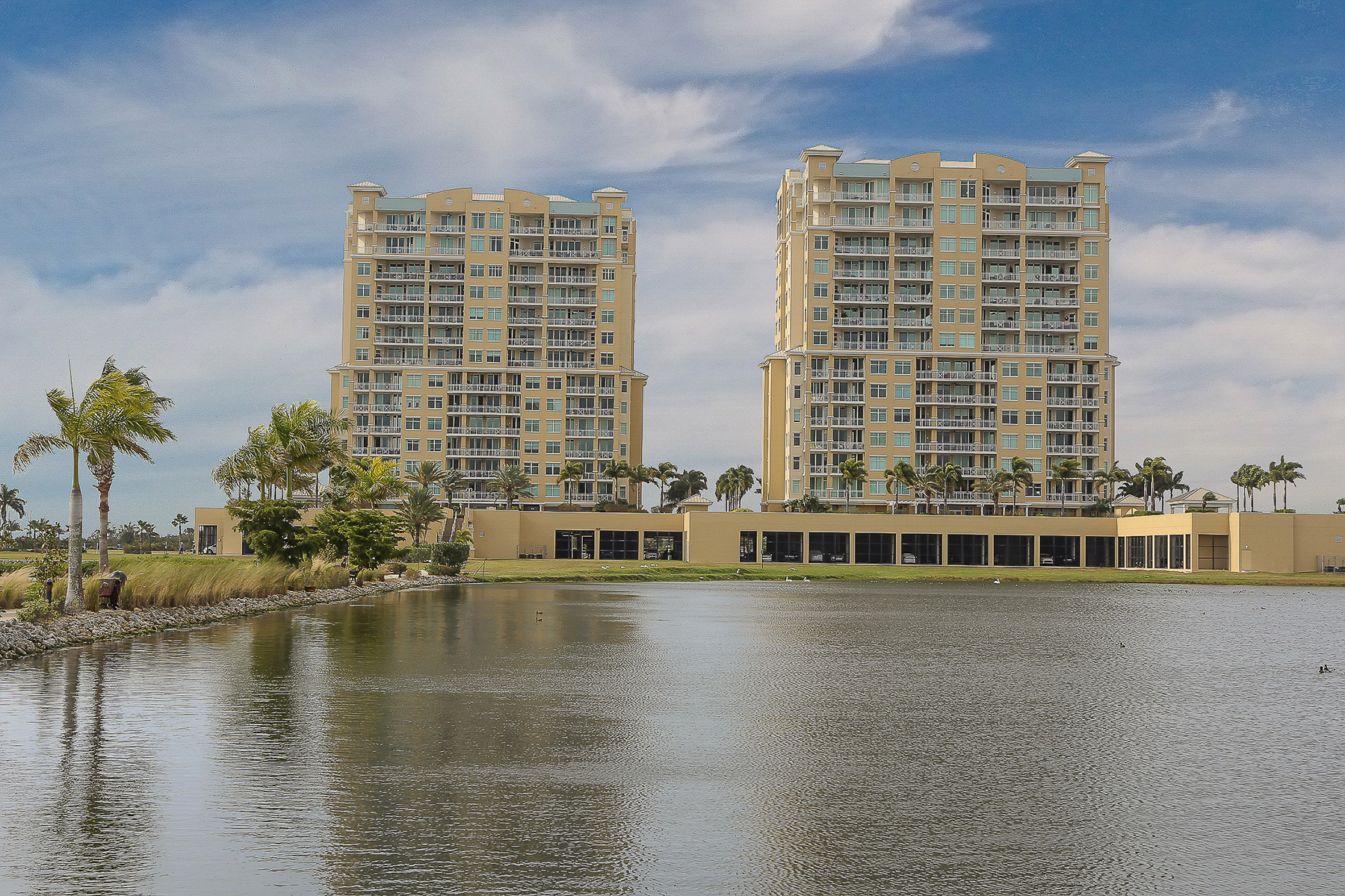 Condominium for Sale at BEL MARE AT RIVIERA DUNES 130 Riviera Dunes Way 501 Palmetto, Florida 34221 United States