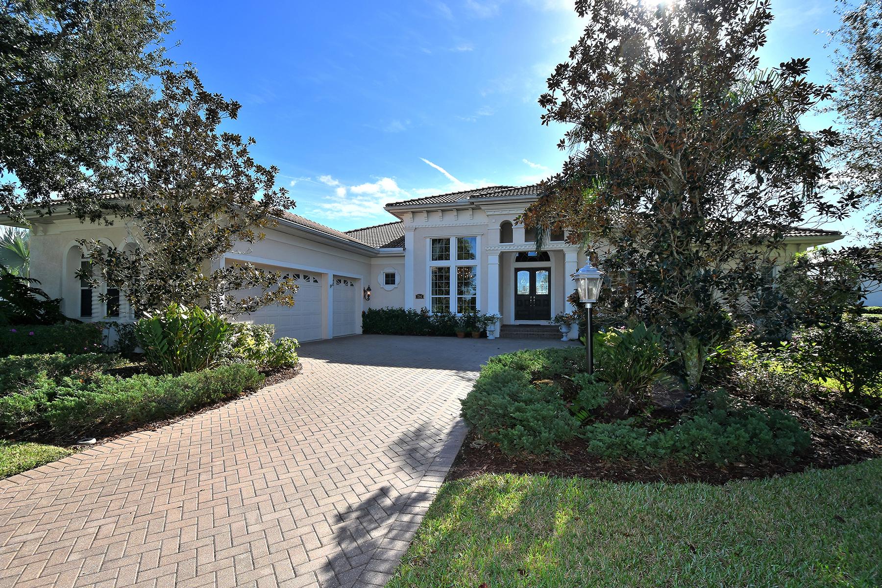 Single Family Home for Sale at Lakewood Ranch 7202 Ashland Lakewood Ranch, Florida 34202 United States