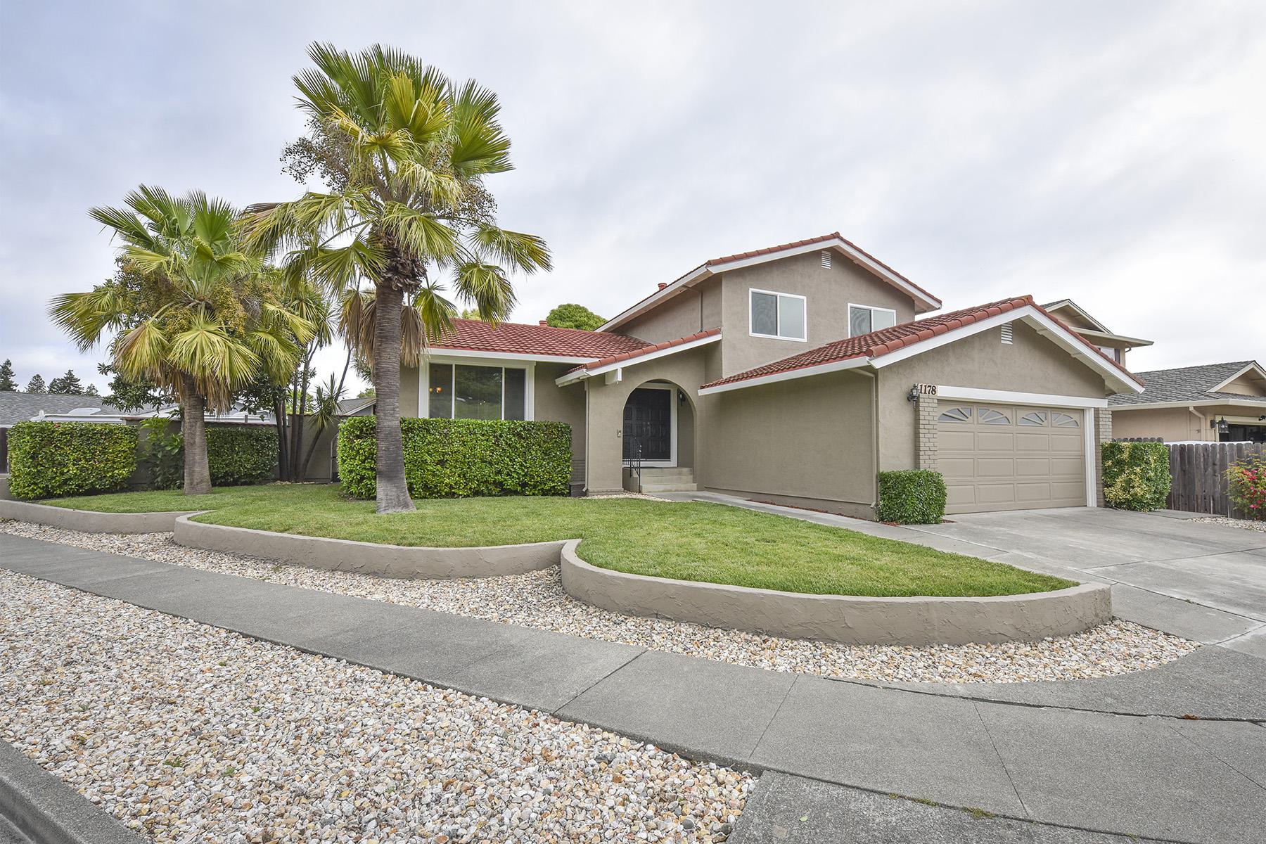 sales property at 1178 Mountain View Cir, Napa, CA 94558