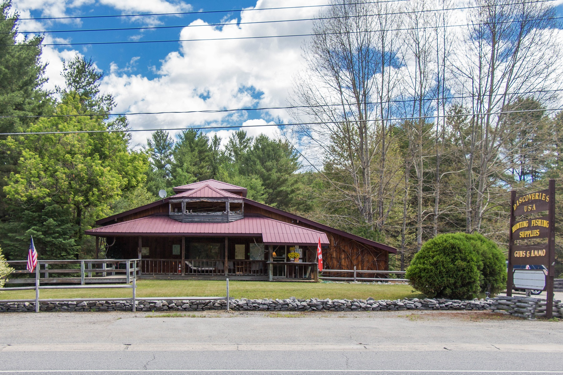Additional photo for property listing at Discoveries 4498  State Route 9 Warrensburg, New York 12885 United States
