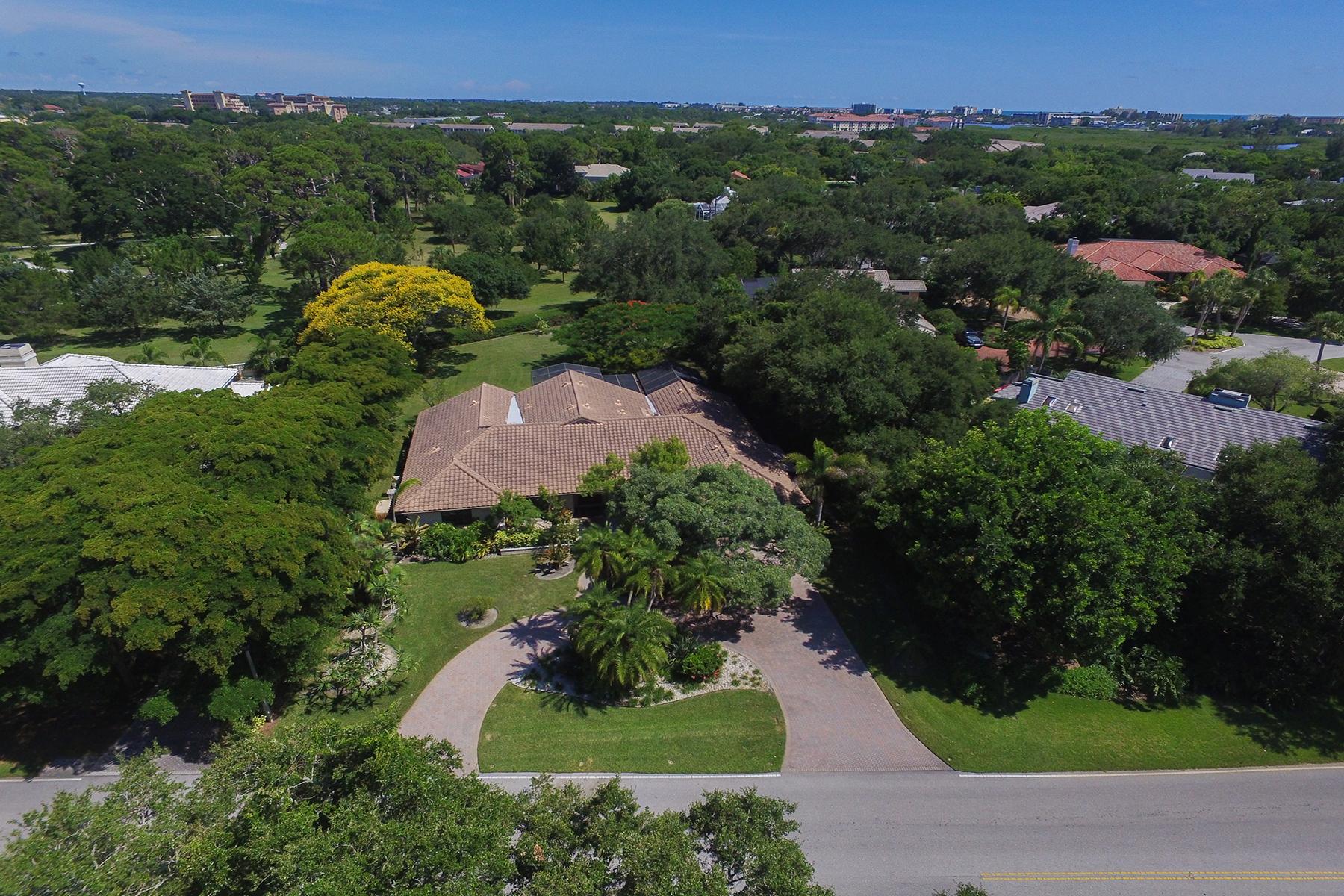 Maison unifamiliale pour l Vente à THE LANDINGS 1650 Landings Blvd Sarasota, Florida, 34231 États-Unis