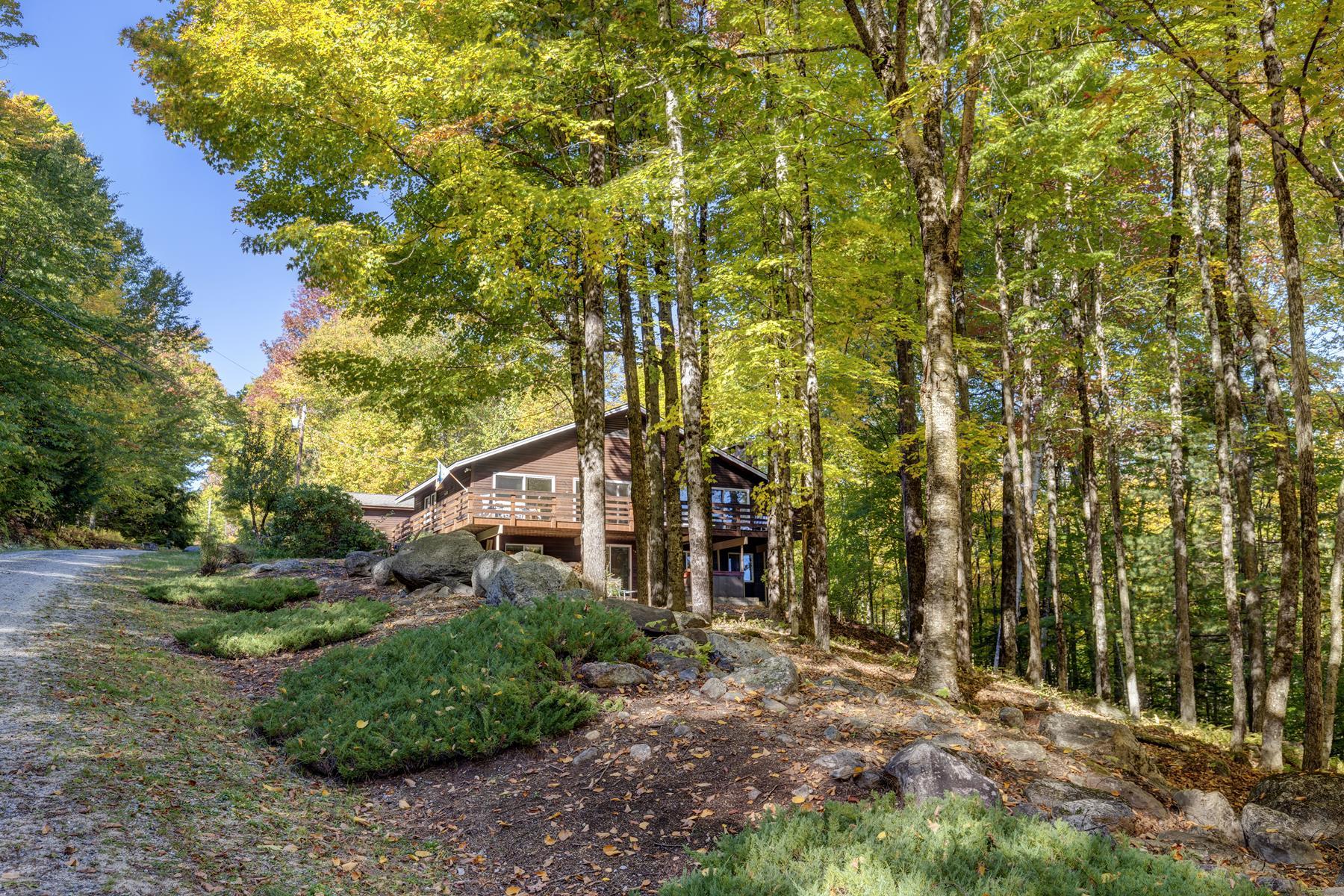 Maison unifamiliale pour l Vente à 22 Porcupine Ridge, New London New London, New Hampshire, 03257 États-Unis
