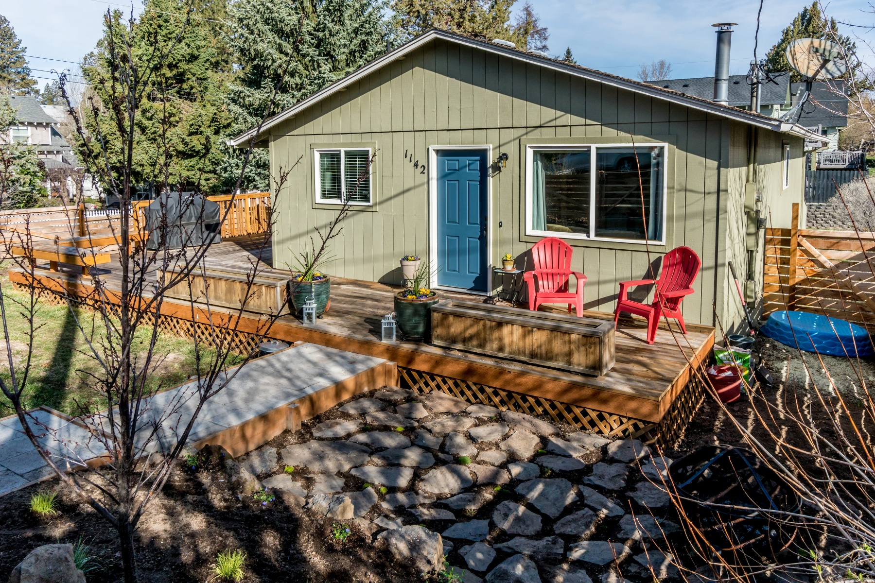 sales property at 1142 NW Baltimore, Bend