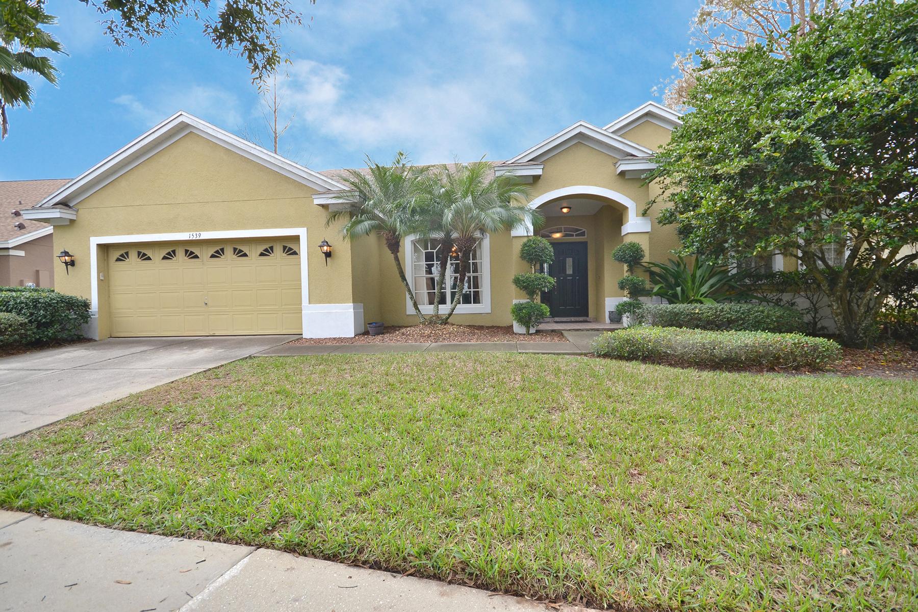 Nhà ở một gia đình vì Bán tại ORLANDO - LAKE MARY - HEATHROW 1539 Cherry Lake Way Lake Mary, Florida 32746 Hoa Kỳ