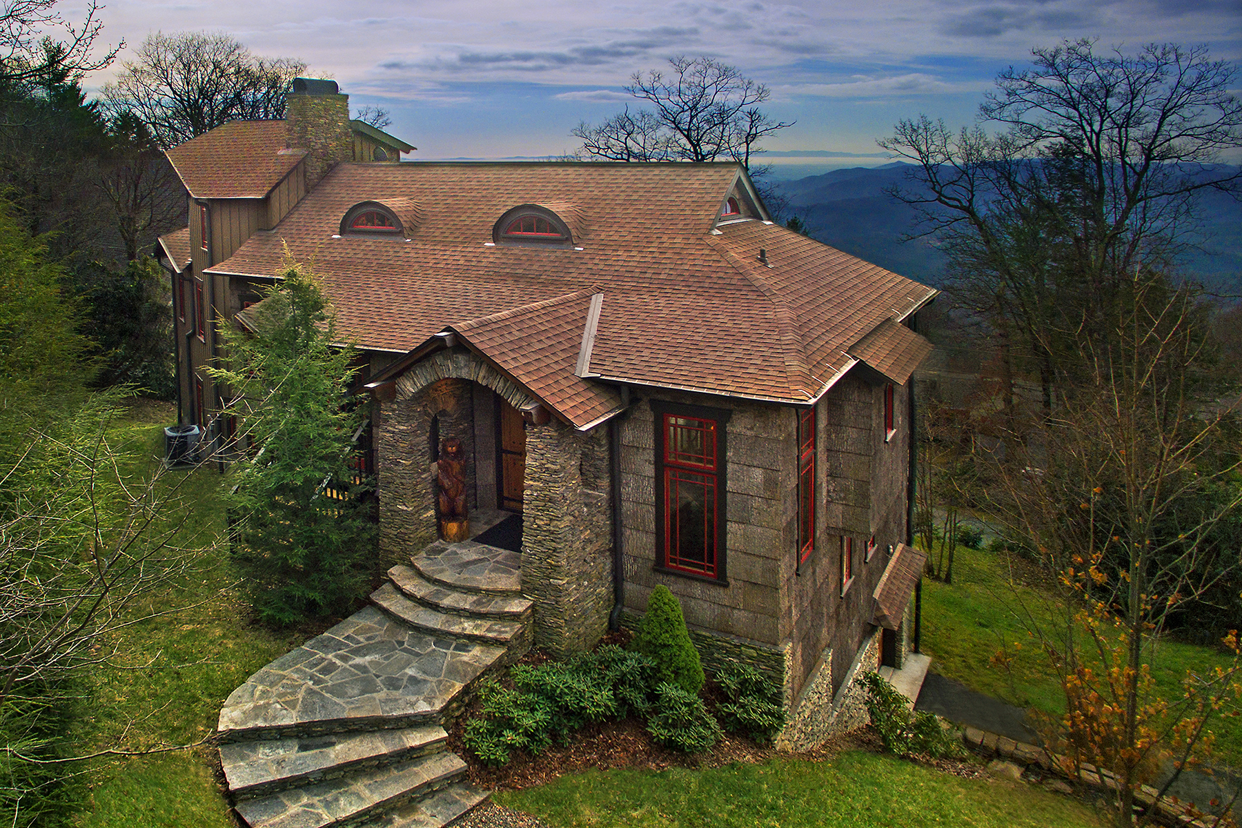 Single Family Home for Sale at BLOWING ROCK - LAUREL PARK 157 Dogwood Lane Blowing Rock, North Carolina, 28605 United States