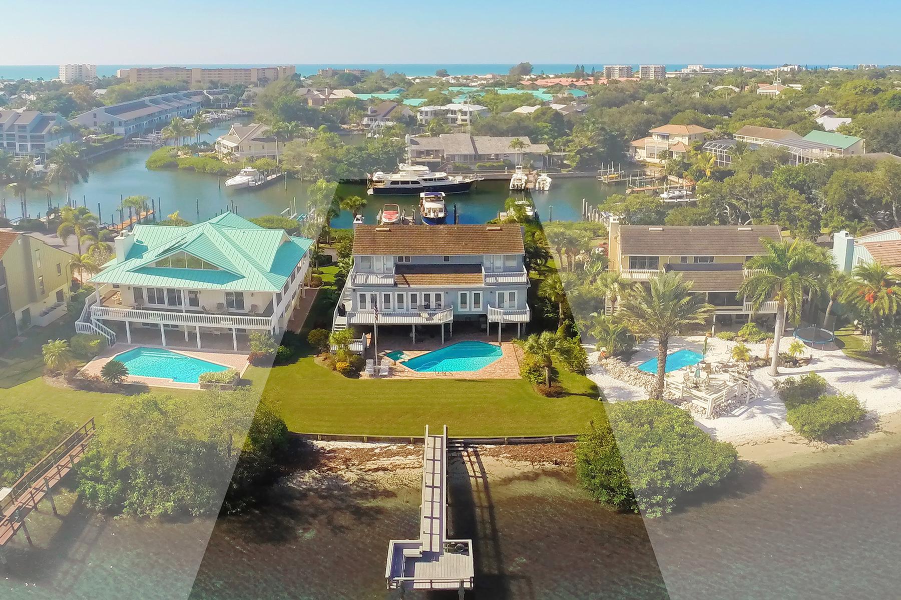 Maison unifamiliale pour l Vente à RIEGELS LANDING 1259 Riegels Landing Dr Sarasota, Florida 34242 États-Unis