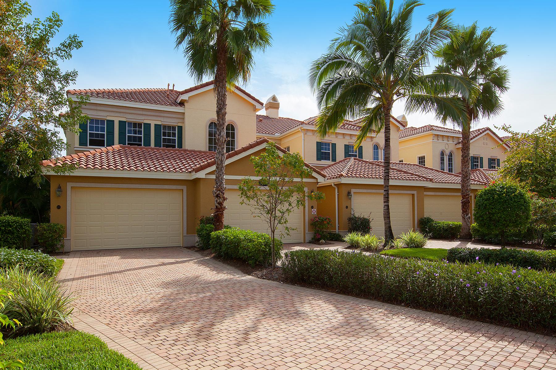Eigentumswohnung für Verkauf beim FIDDLER'S CREEK - LAGUNA 9283 Museo Cir 201 Naples, Florida, 34114 Vereinigte Staaten
