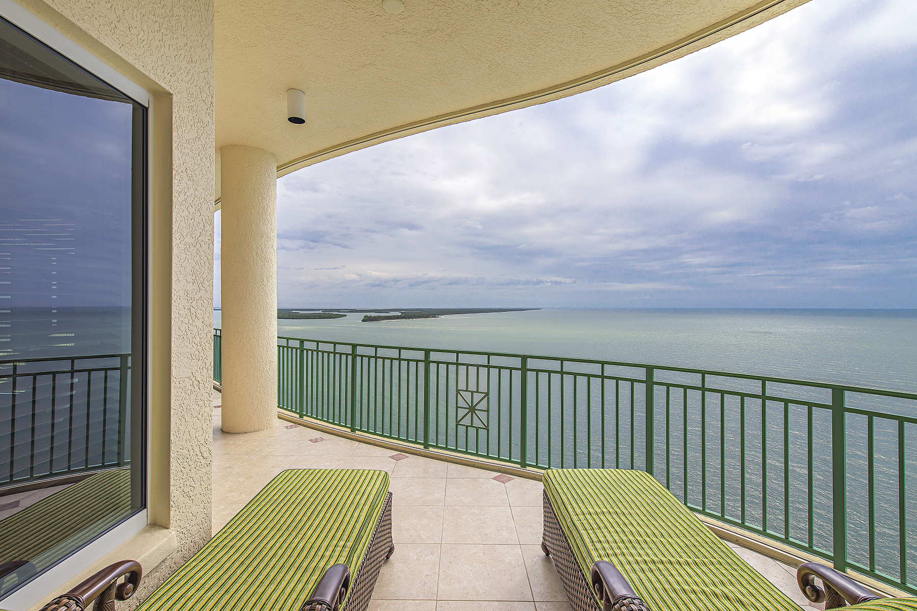 Condominium for Sale at CAPE MARCO - CAPE MARCO 970 Cape Marco Dr 1906 Marco Island, Florida 34145 United States