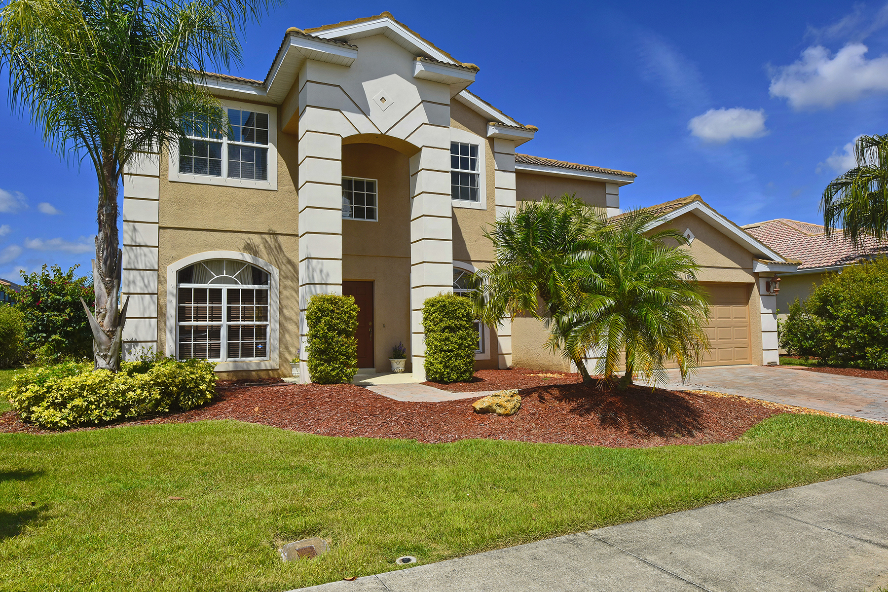 Single Family Home for Sale at STONEYBROOK AT VENICE 11969 Granite Woods Loop Venice, Florida 34292 United States
