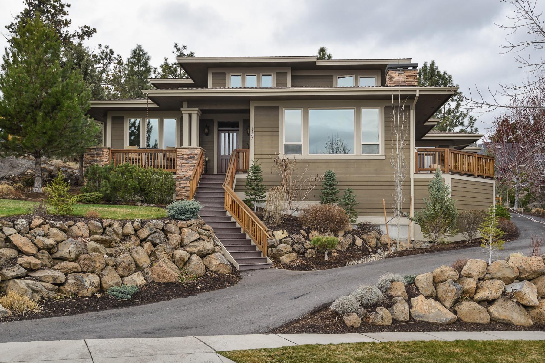 独户住宅 为 销售 在 Awbrey Park Beauty- NW Bend Home 3467 NW Denali Ln 本德, 俄勒冈州, 97703 美国