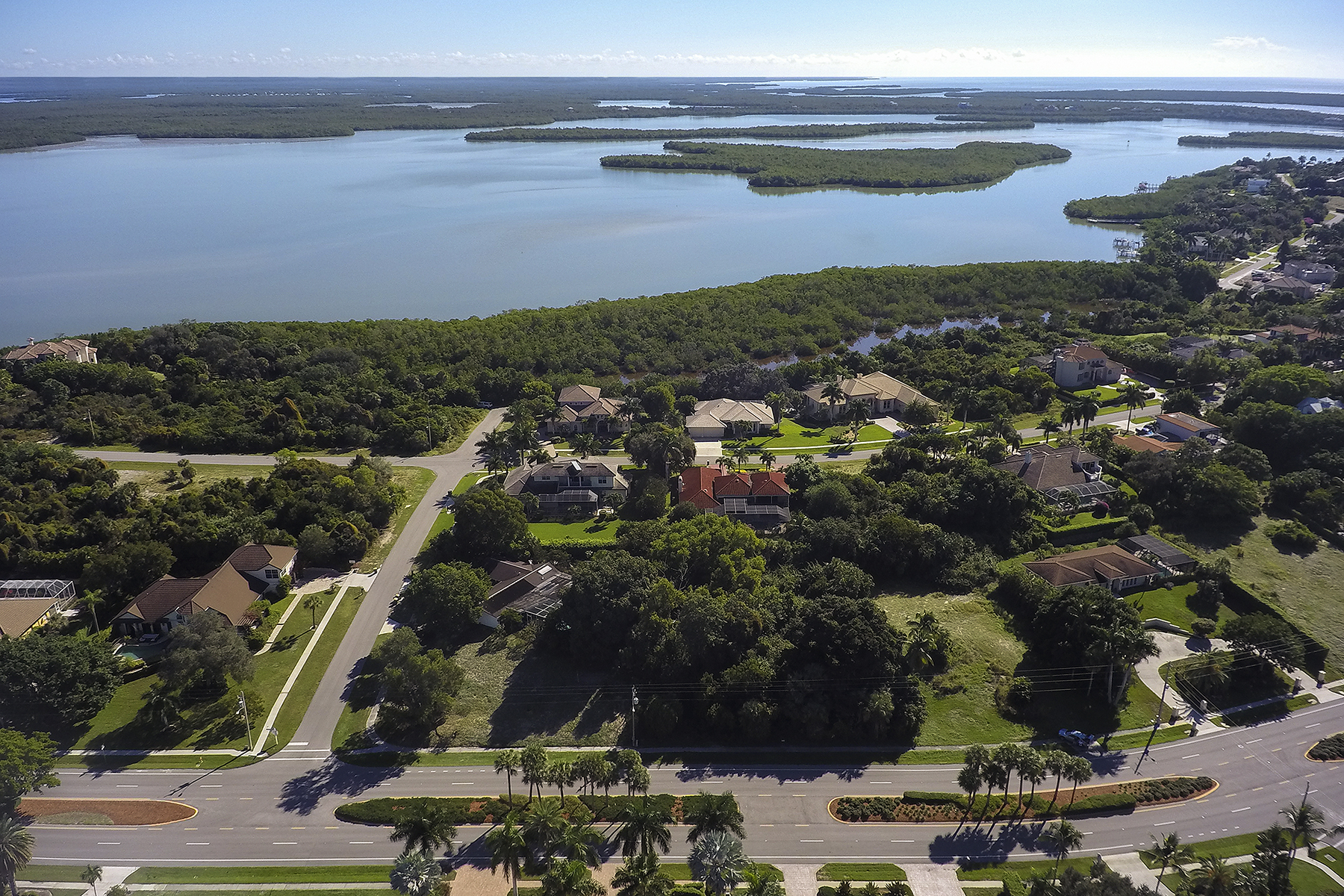 Land for Sale at MARCO ISLAND - S BARFIELD DRIVE 711 S Barfield Dr Marco Island, Florida, 34145 United States