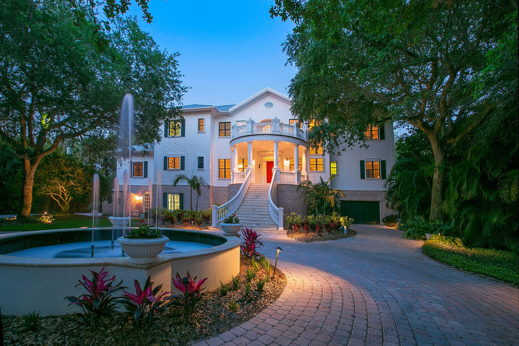 Single Family Home for Sale at SIESTA KEY 8585 Midnight Pass Rd Sarasota, Florida 34242 United States