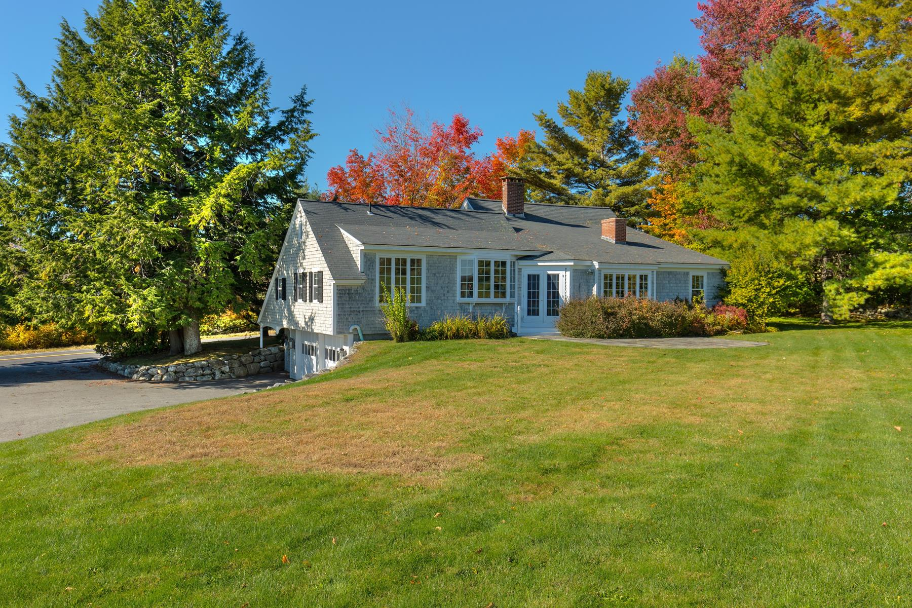 Single Family Home for Sale at 105 Sutton Road, New London 105 Sutton Rd New London, New Hampshire, 03257 United States