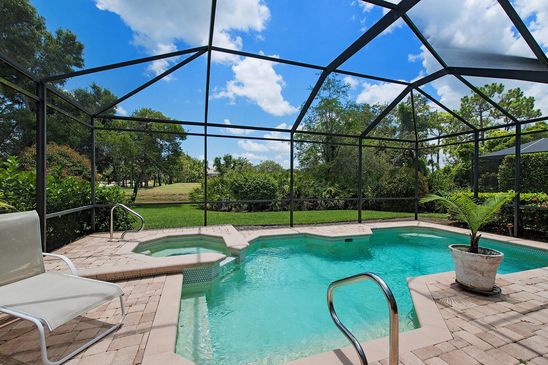 Casa Unifamiliar por un Venta en BAY CEDAR - PELICAN LANDING 24965 Bay Cedar Dr Bonita Springs, Florida, 34134 Estados Unidos