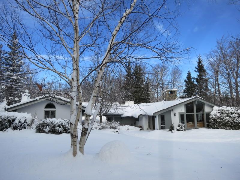 단독 가정 주택 용 매매 에 Premier Trailside Home 141 West Ridge Rd Stratton, 베르몬트 05155 미국