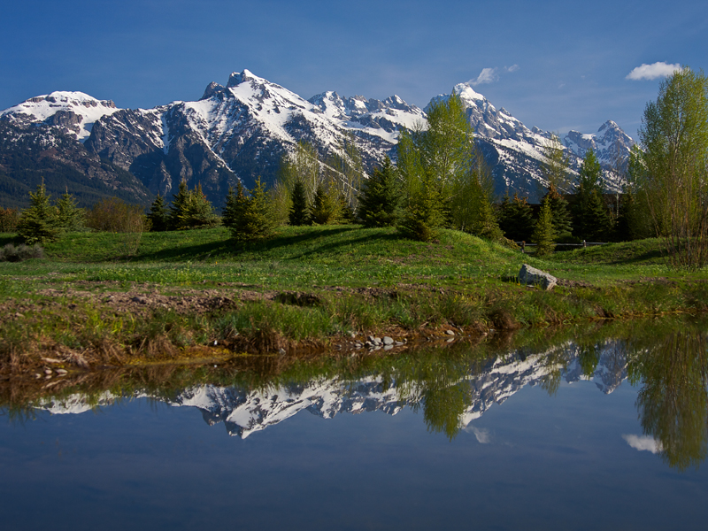 Property For Sale at Exceptional Land at Base of the Tetons