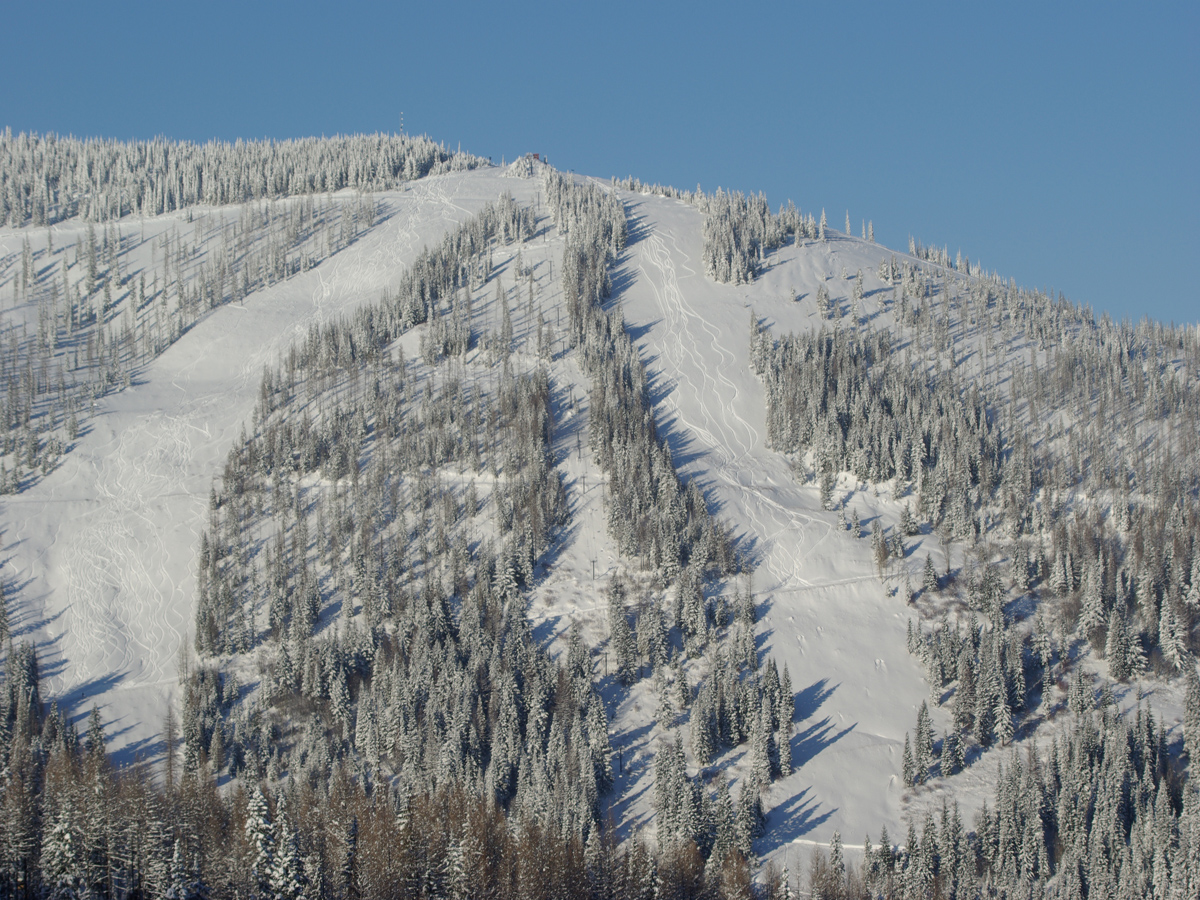 Property For Sale at Great Ski in/out on Schweitzer Mountain